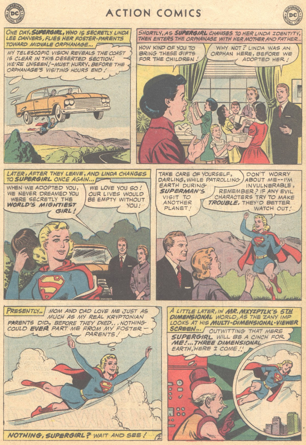 Read online Action Comics (1938) comic -  Issue #291 - 20
