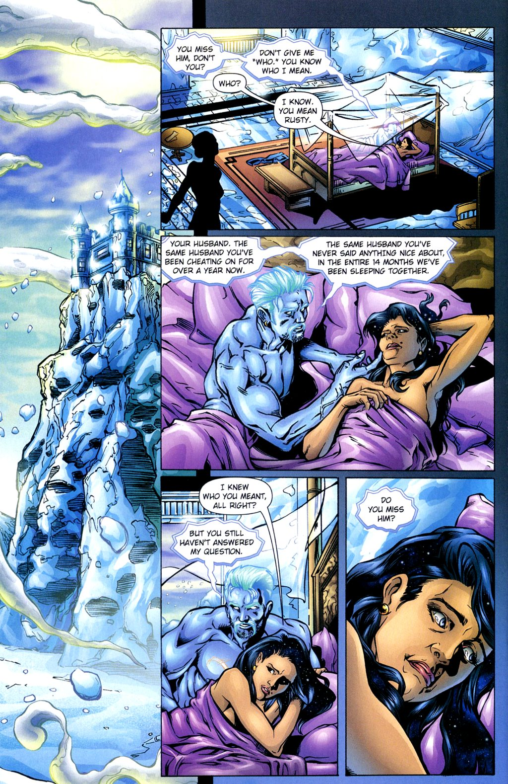 Read online Noble Causes (2002) comic -  Issue #2 - 25