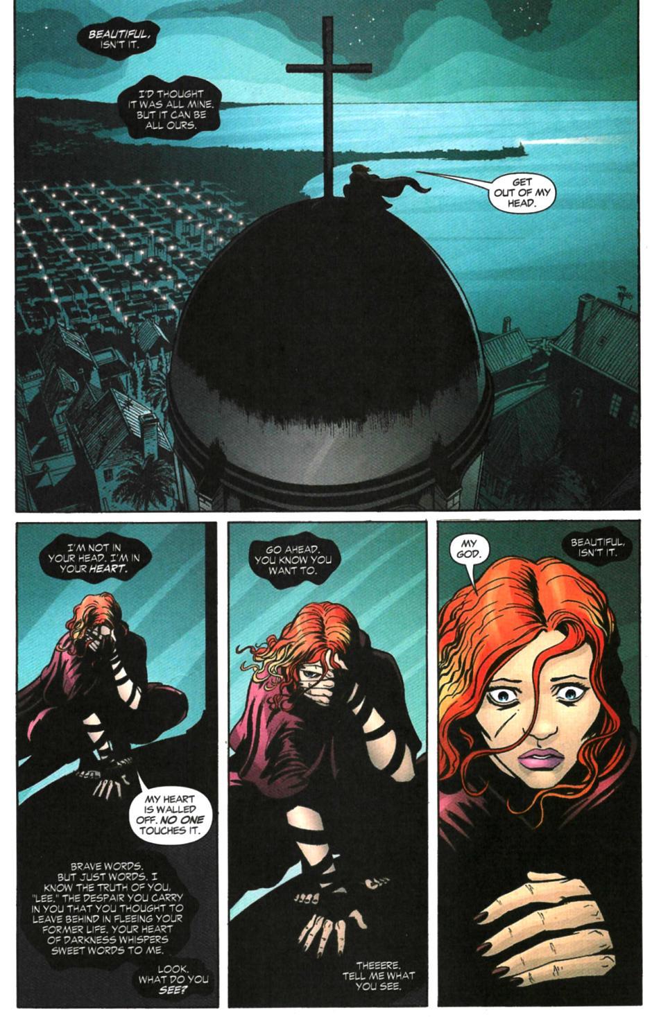 Read online Fallen Angel (2003) comic -  Issue #6 - 10