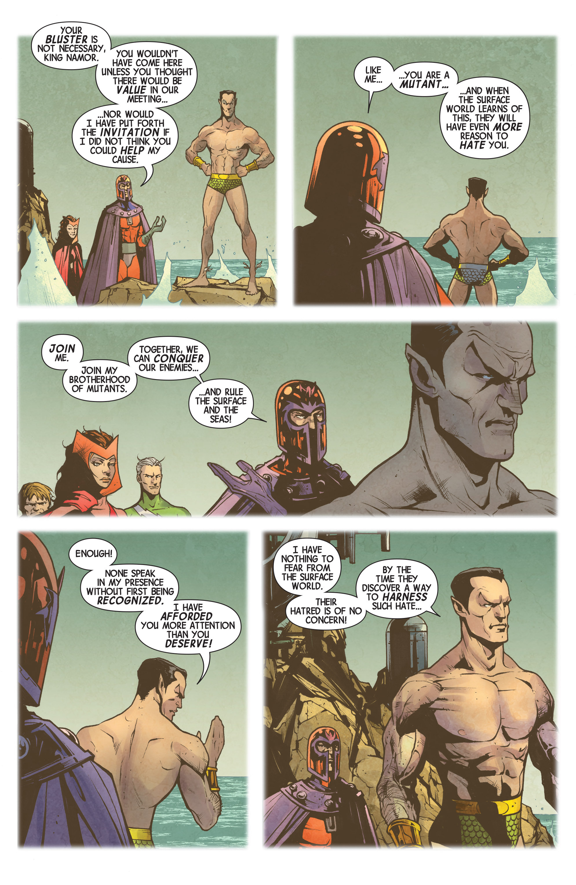 Read online Secret Wars: Last Days of the Marvel Universe comic -  Issue # TPB (Part 1) - 139