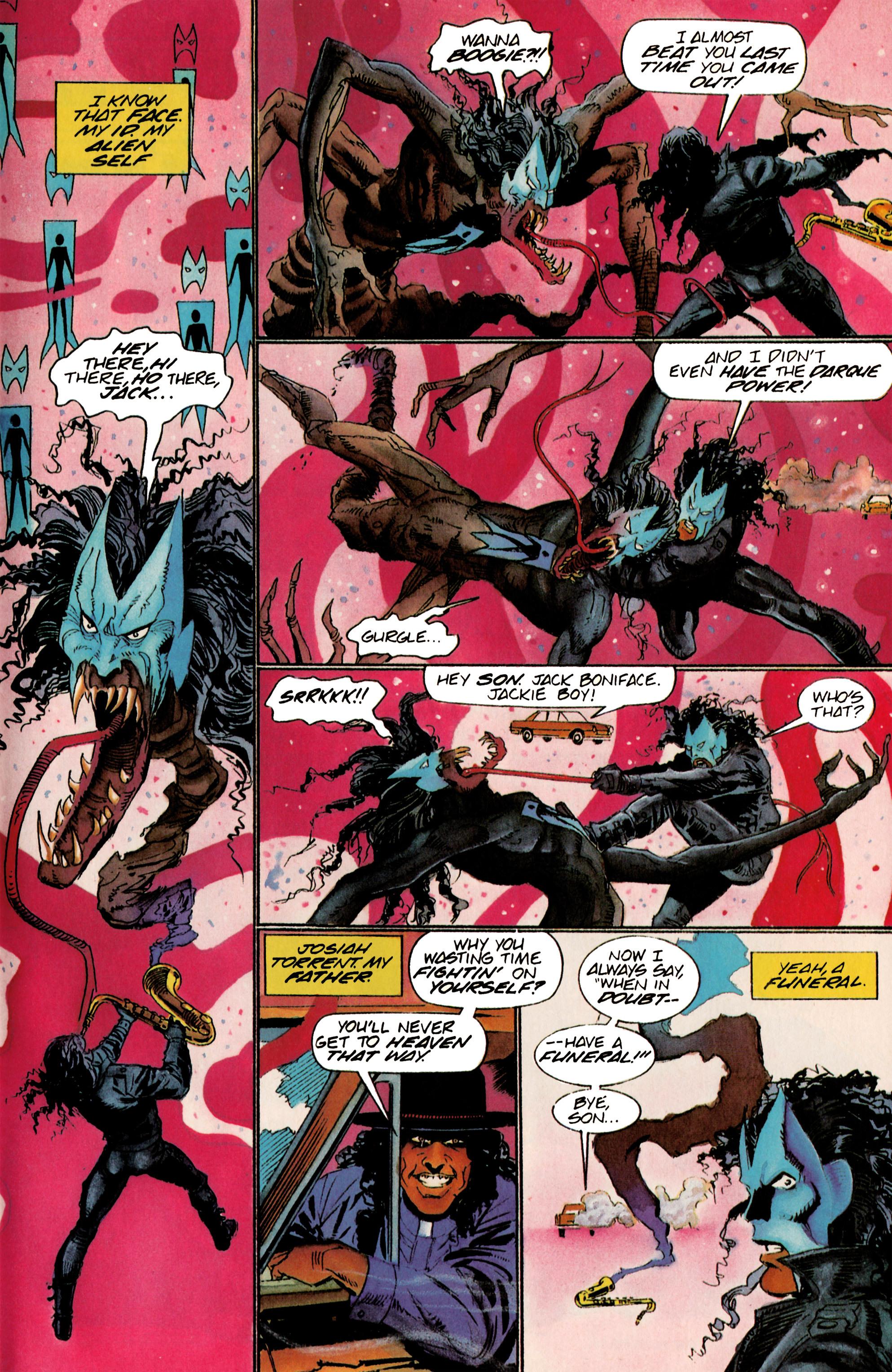 Read online Shadowman (1992) comic -  Issue #23 - 13