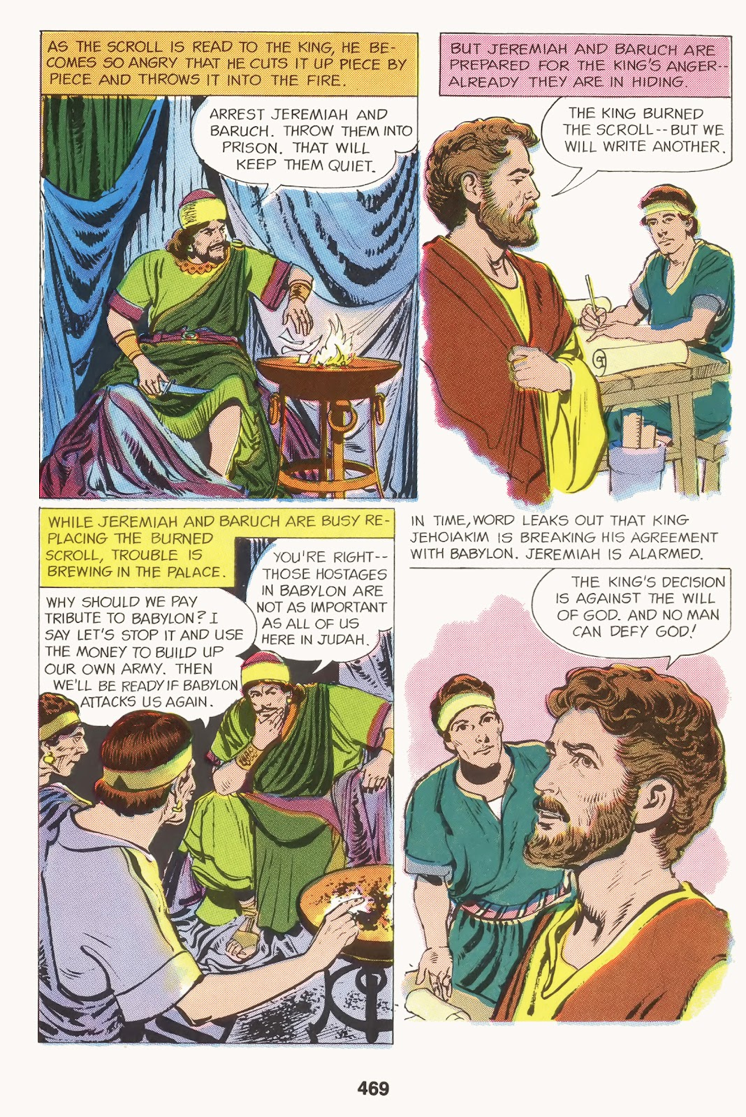 The Picture Bible issue TPB (Part 5) - Page 72