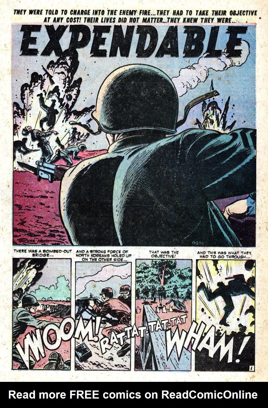 War Adventures issue 2 - Page 20