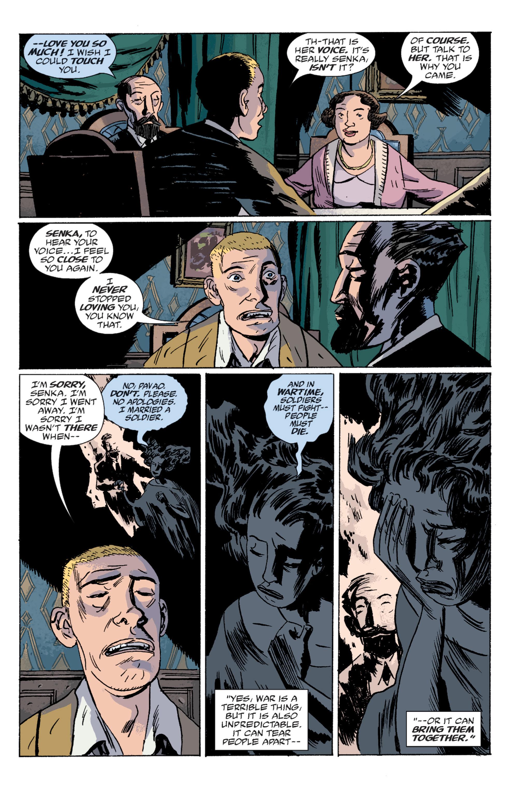 Read online B.P.R.D. (2003) comic -  Issue # TPB 6 - 72