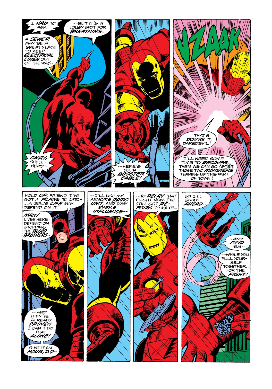 Read online Marvel Masterworks: The Invincible Iron Man comic -  Issue # TPB 11 (Part 2) - 82