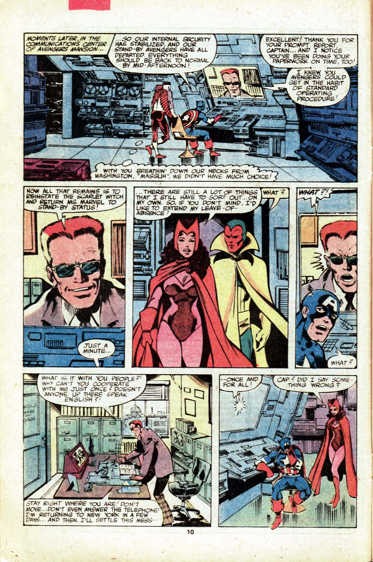 The Avengers (1963) 189 Page 6