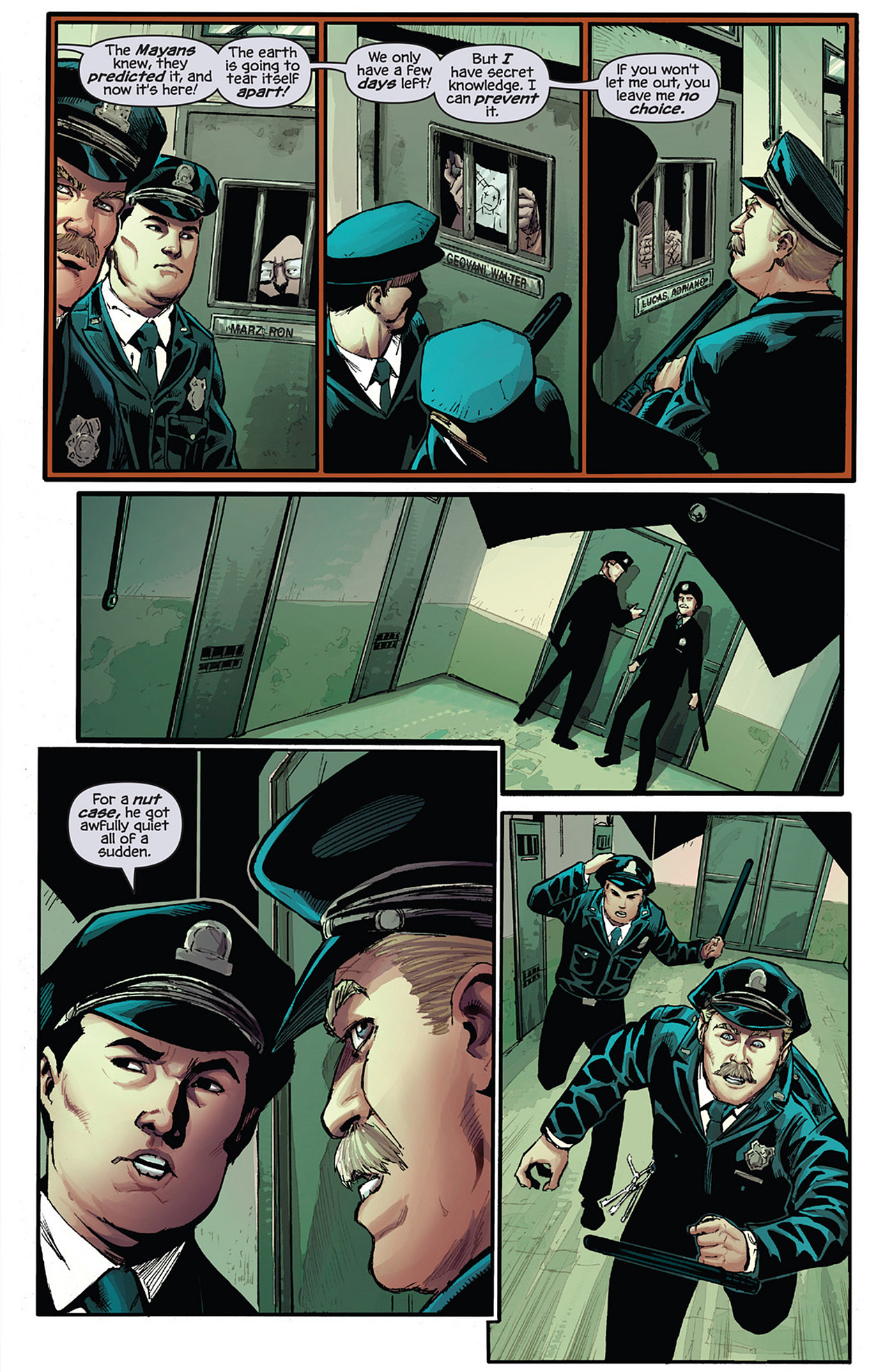 Read online Prophecy comic -  Issue #2 - 5