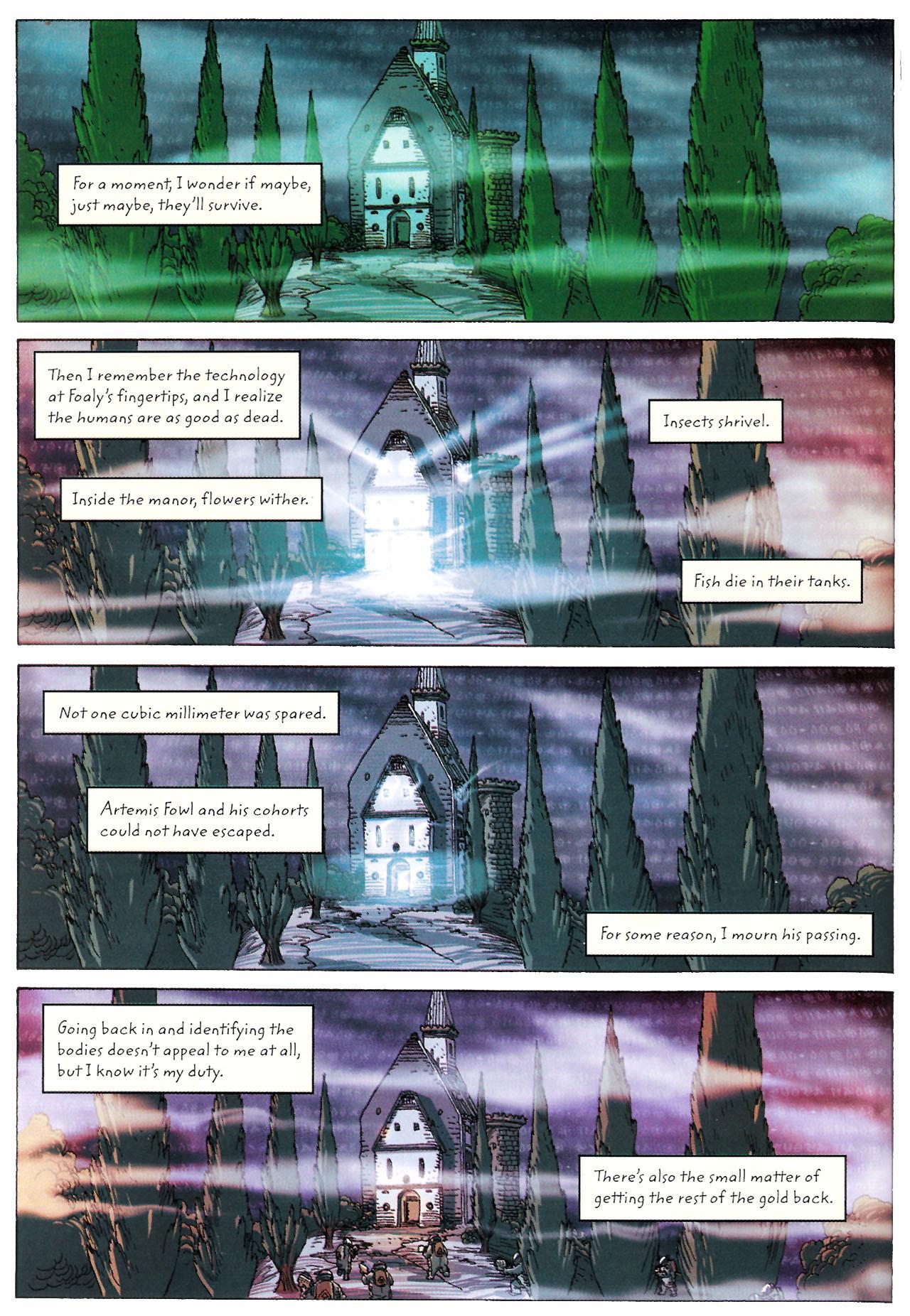 Read online Artemis Fowl: The Graphic Novel comic -  Issue #Artemis Fowl: The Graphic Novel Full - 107