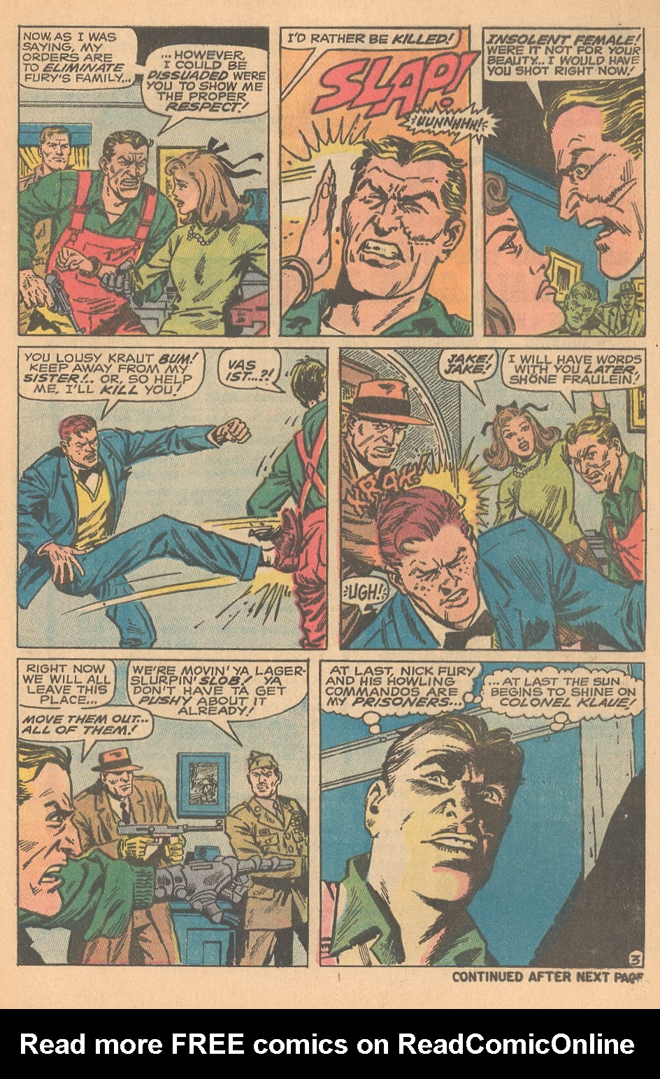 Read online Sgt. Fury comic -  Issue #69 - 5