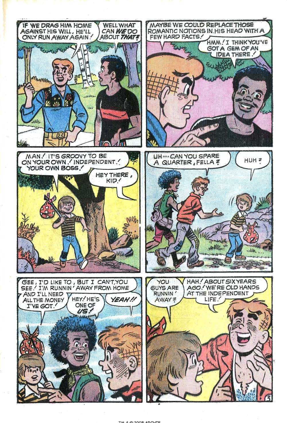 Read online Archie (1960) comic -  Issue #229 - 5