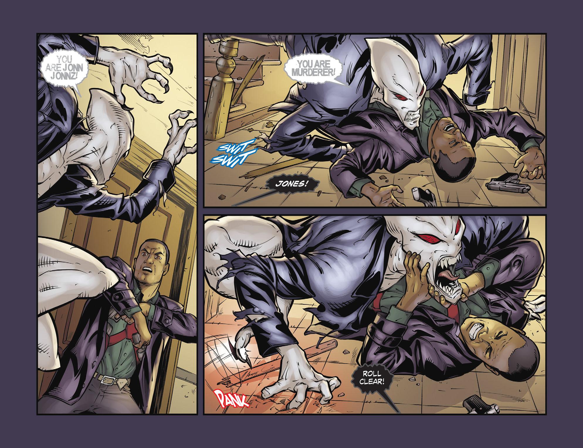 Read online Smallville: Season 11 comic -  Issue #32 - 20