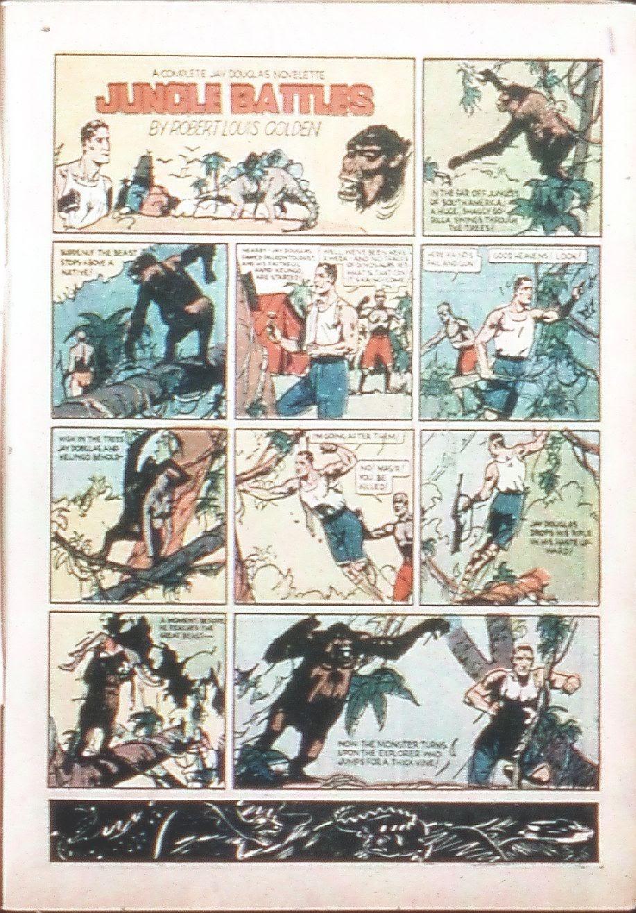 Read online Amazing Man Comics comic -  Issue #9 - 18