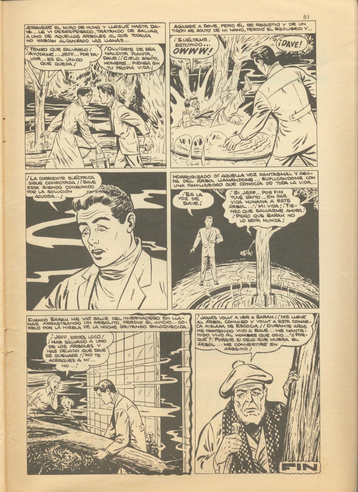 Read online Adventures into Weird Worlds comic -  Issue #1 - 19