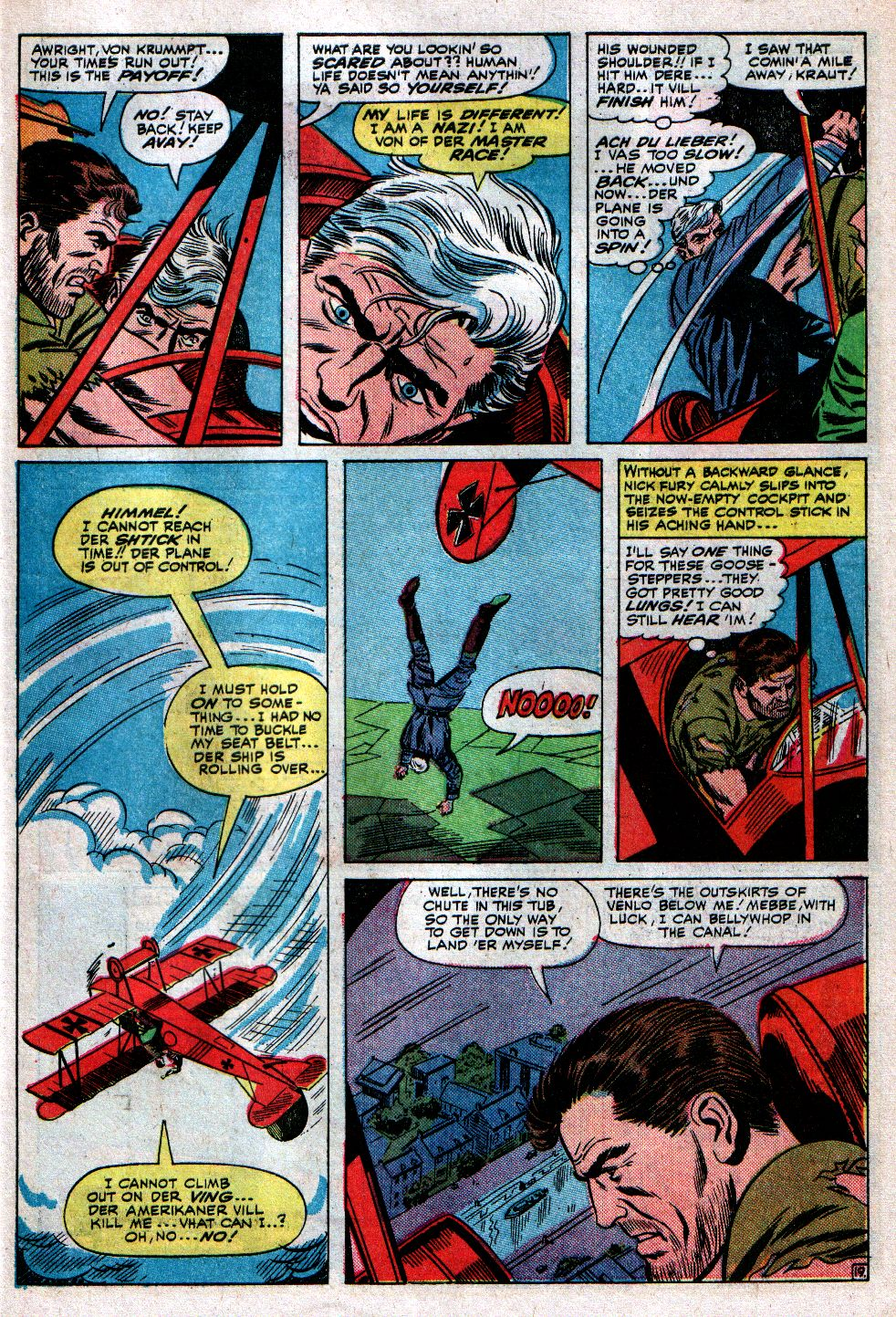 Read online Sgt. Fury comic -  Issue #19 - 27