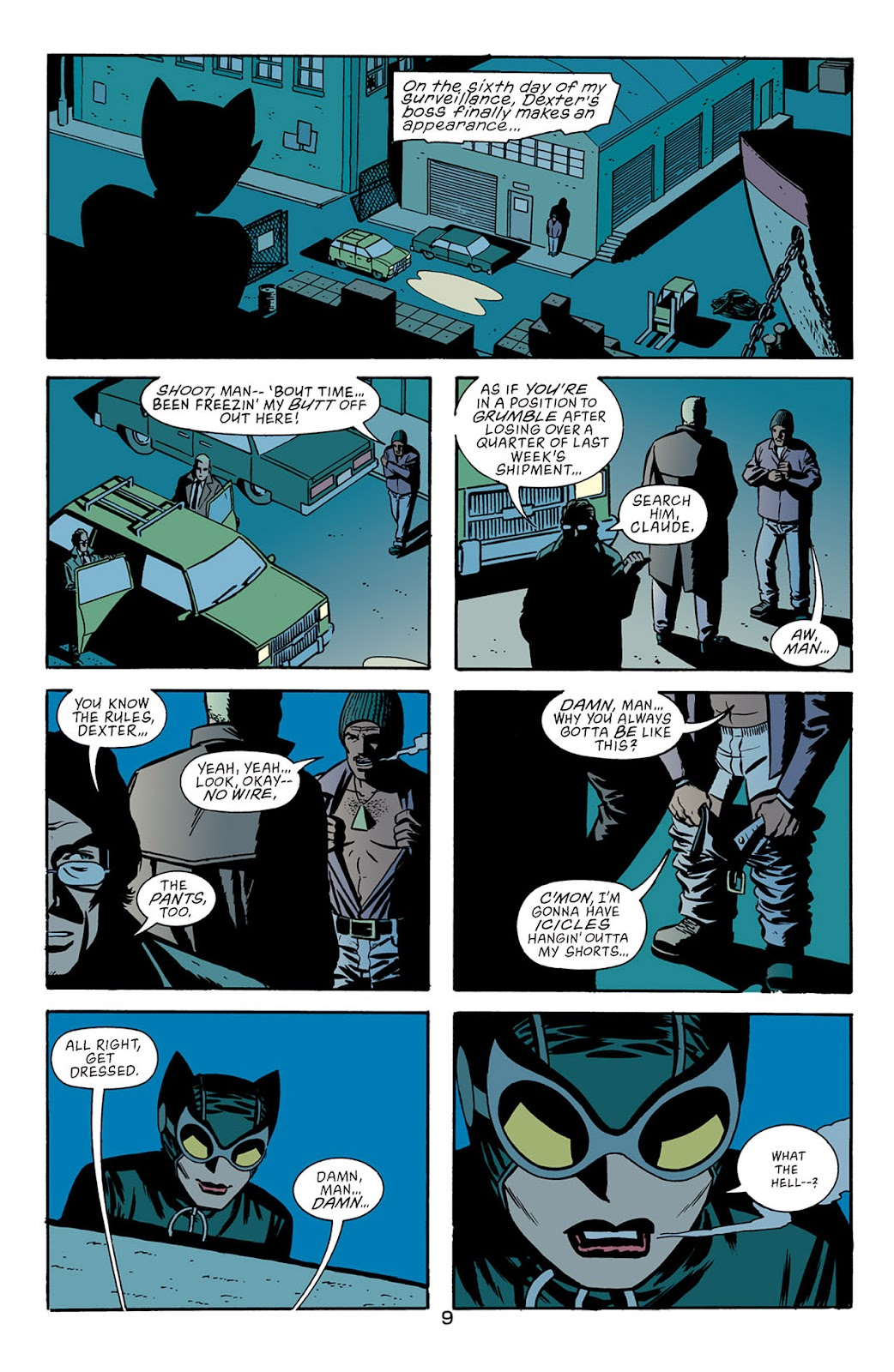 Catwoman (2002) Issue #5 #5 - English 10