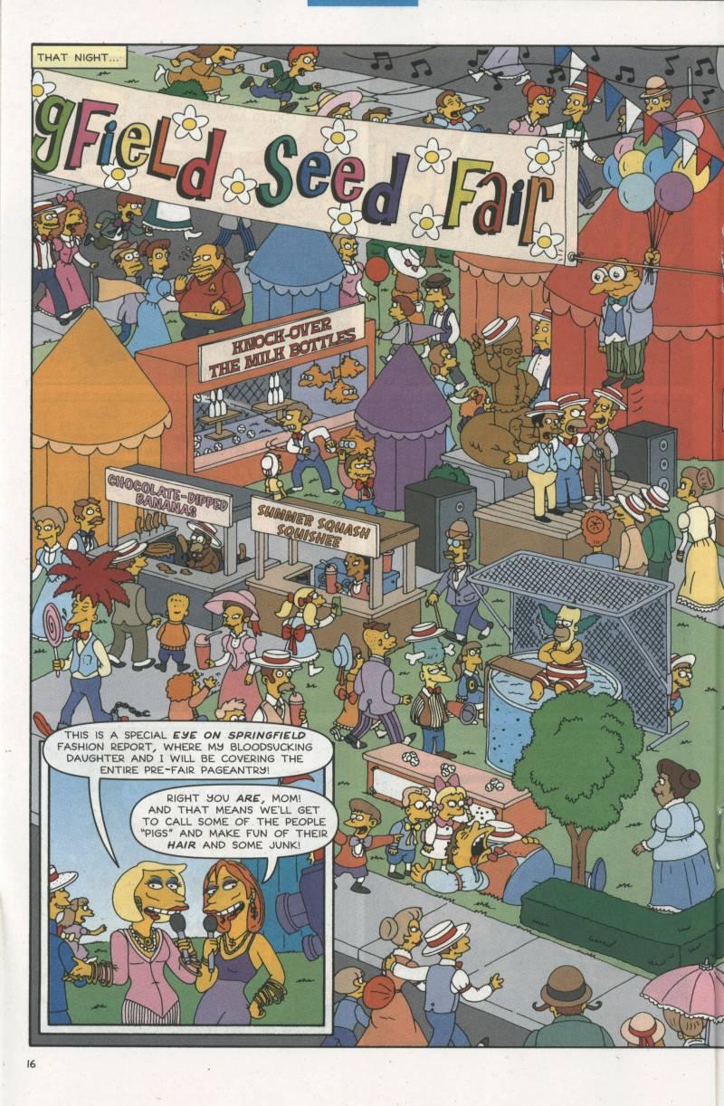 Read online Simpsons Comics comic -  Issue #67 - 17