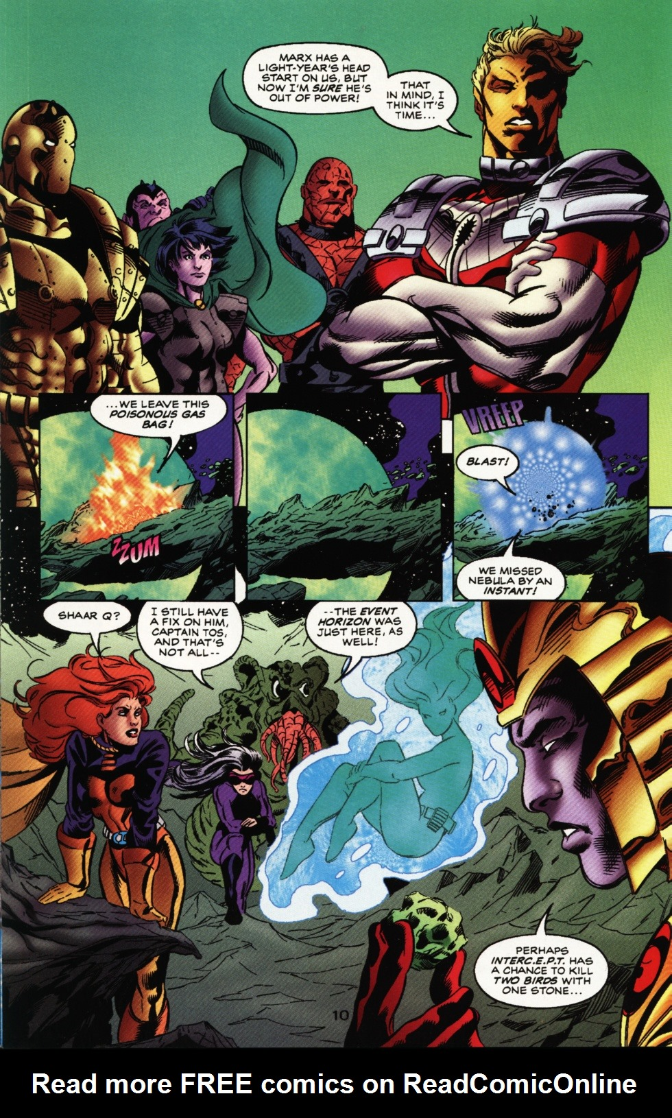 Read online Superboy & The Ravers comic -  Issue #12 - 11