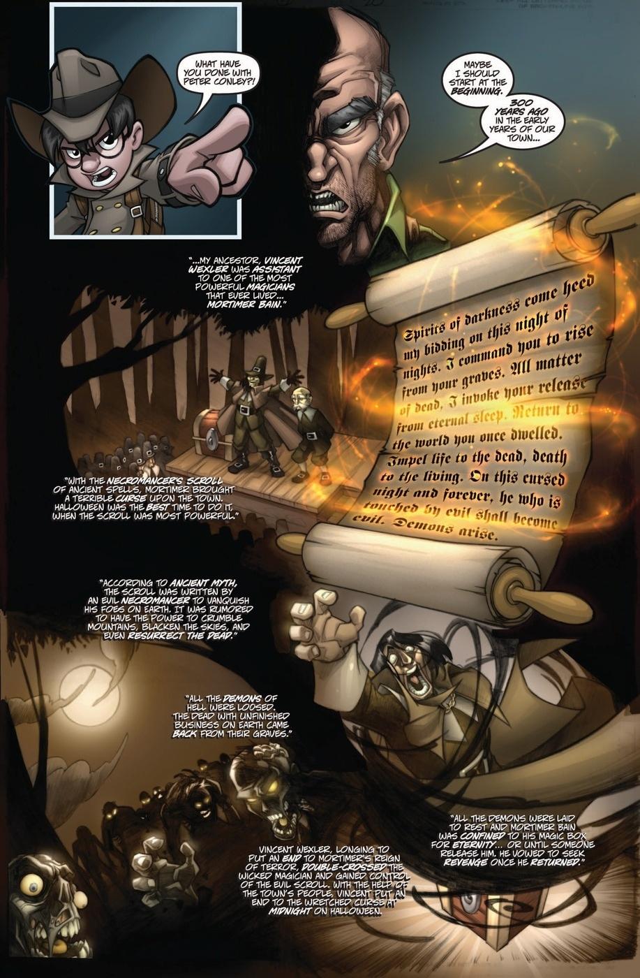 Read online Ralph Filmore comic -  Issue # Full - 23