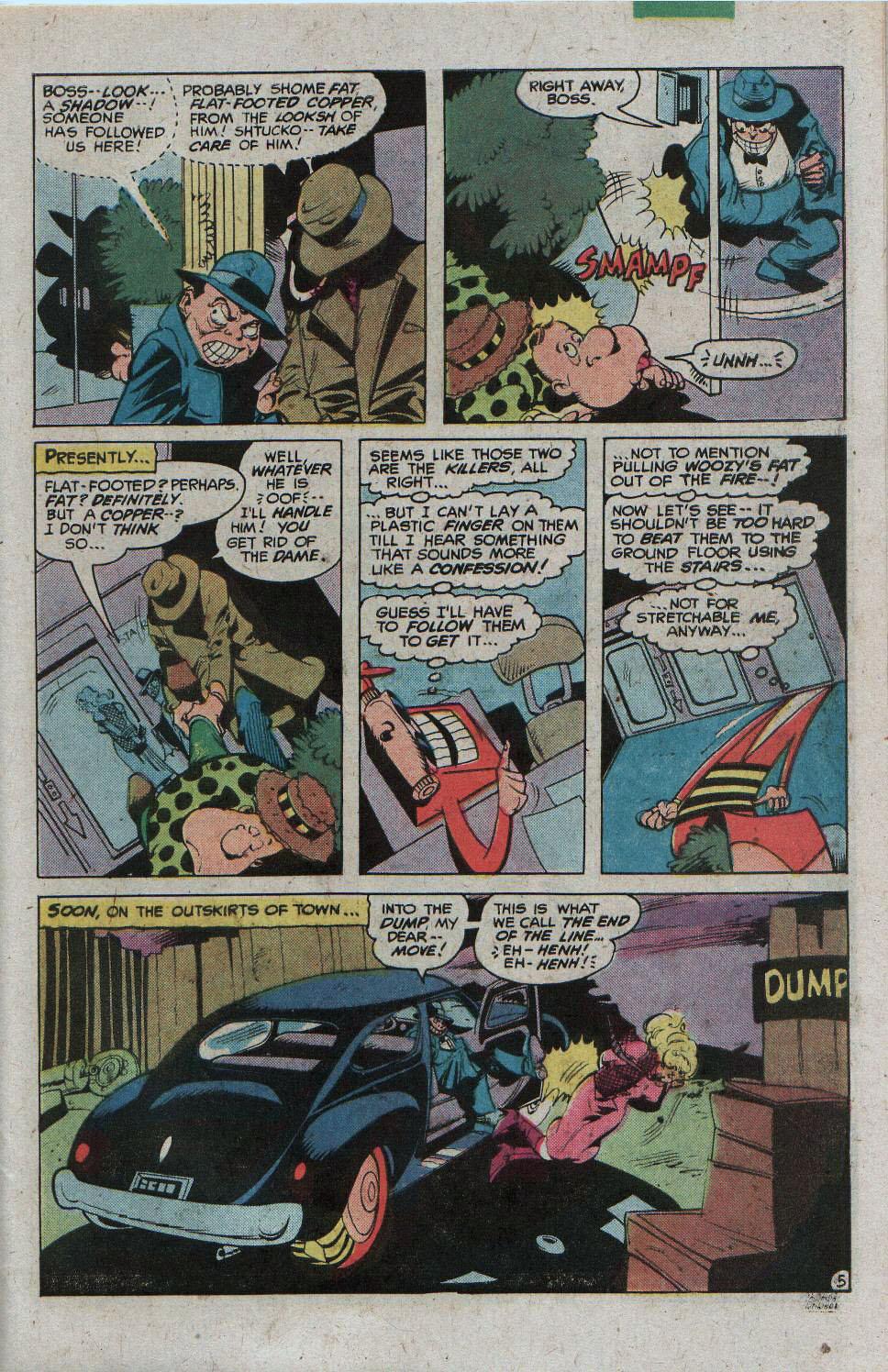 Read online Adventure Comics (1938) comic -  Issue #470 - 27