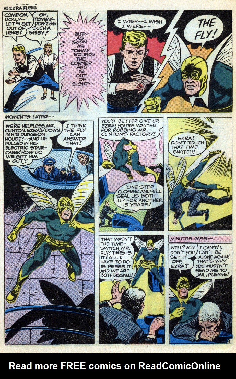 The Fly (1959) issue 3 - Page 16