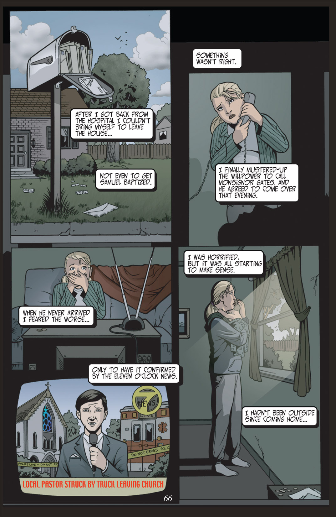 Read online Nightmare World comic -  Issue # Vol. 2 Leave the Light On - 67