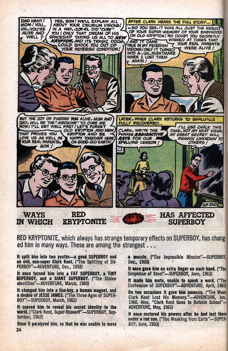 Superboy (1949) issue Annual 1 - Page 26