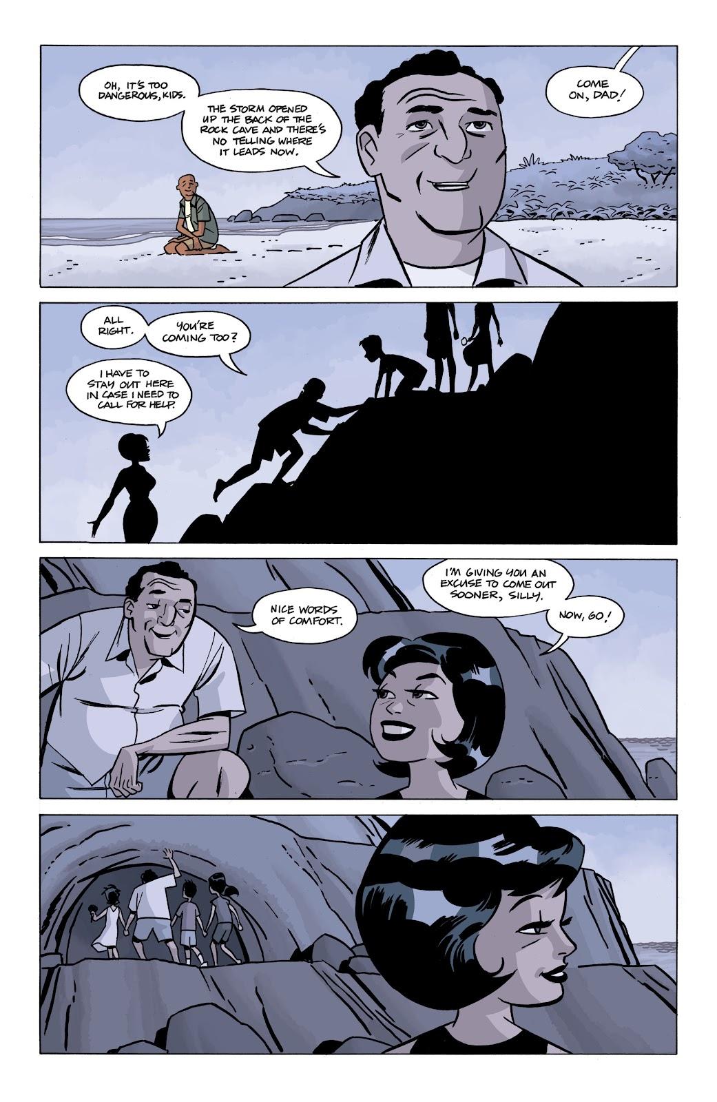Read online The Twilight Children comic -  Issue #4 - 29