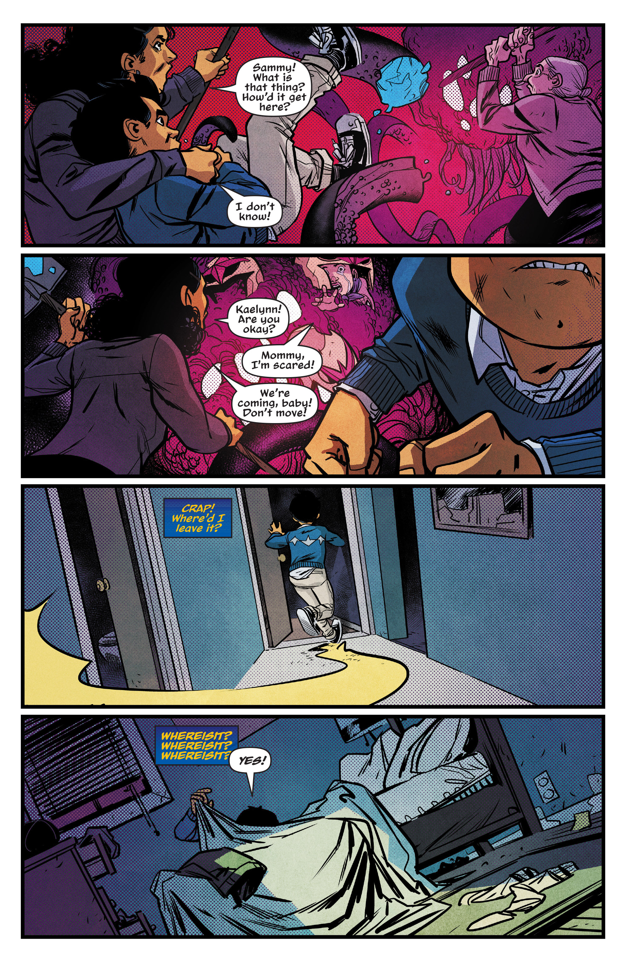 Read online Nova (2017) comic -  Issue #5 - 6