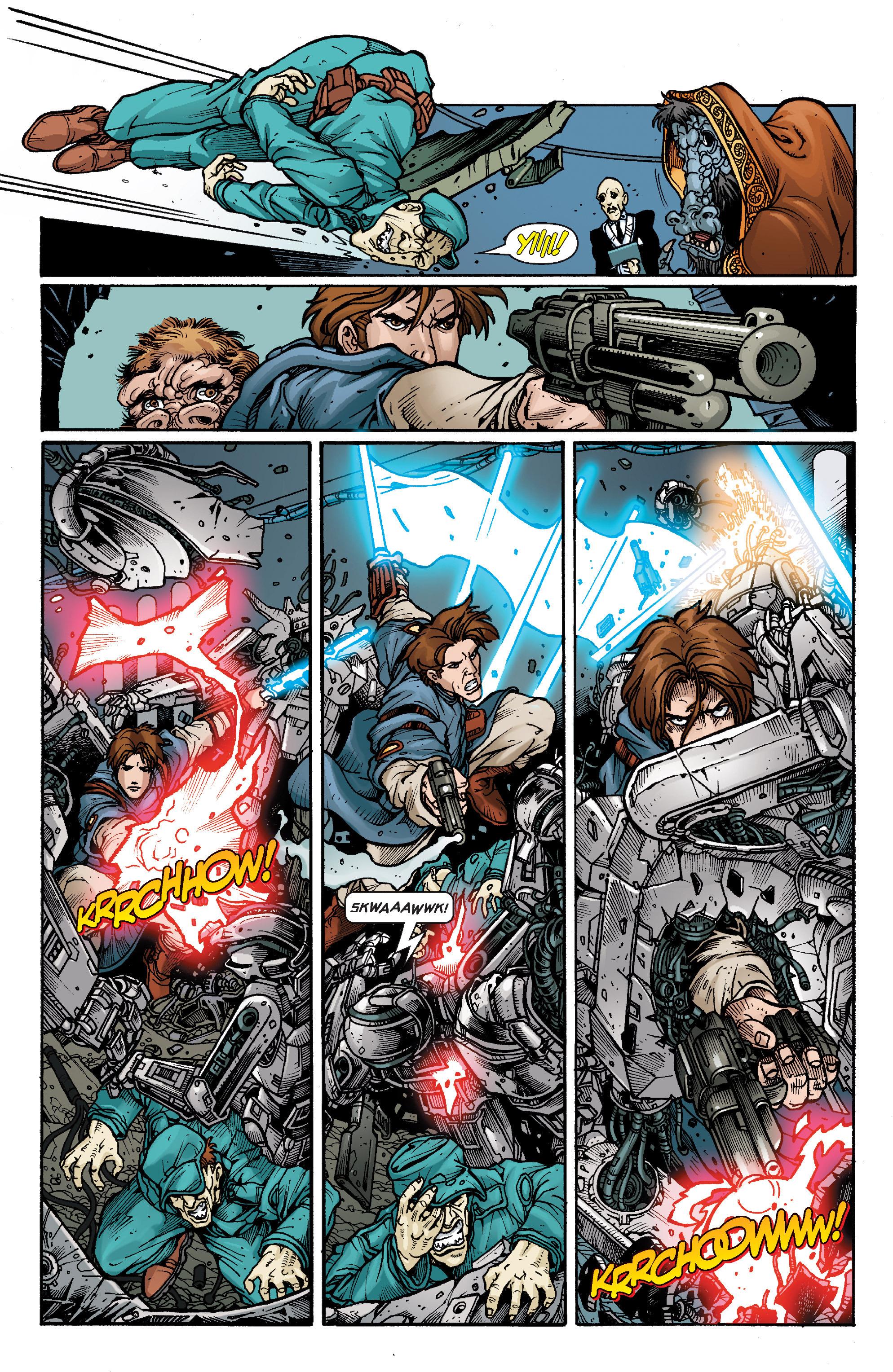 Read online Star Wars Omnibus comic -  Issue # Vol. 32 - 433