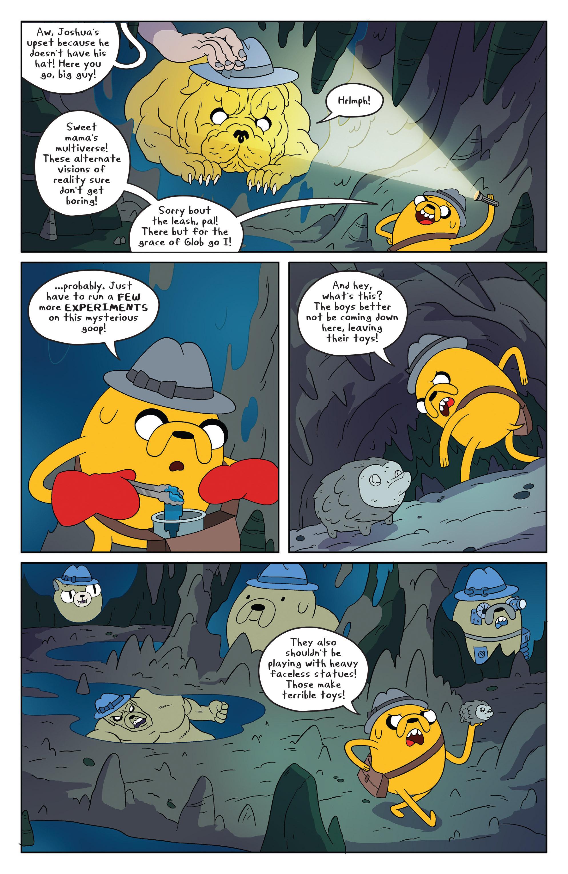 Read online Adventure Time comic -  Issue #48 - 4
