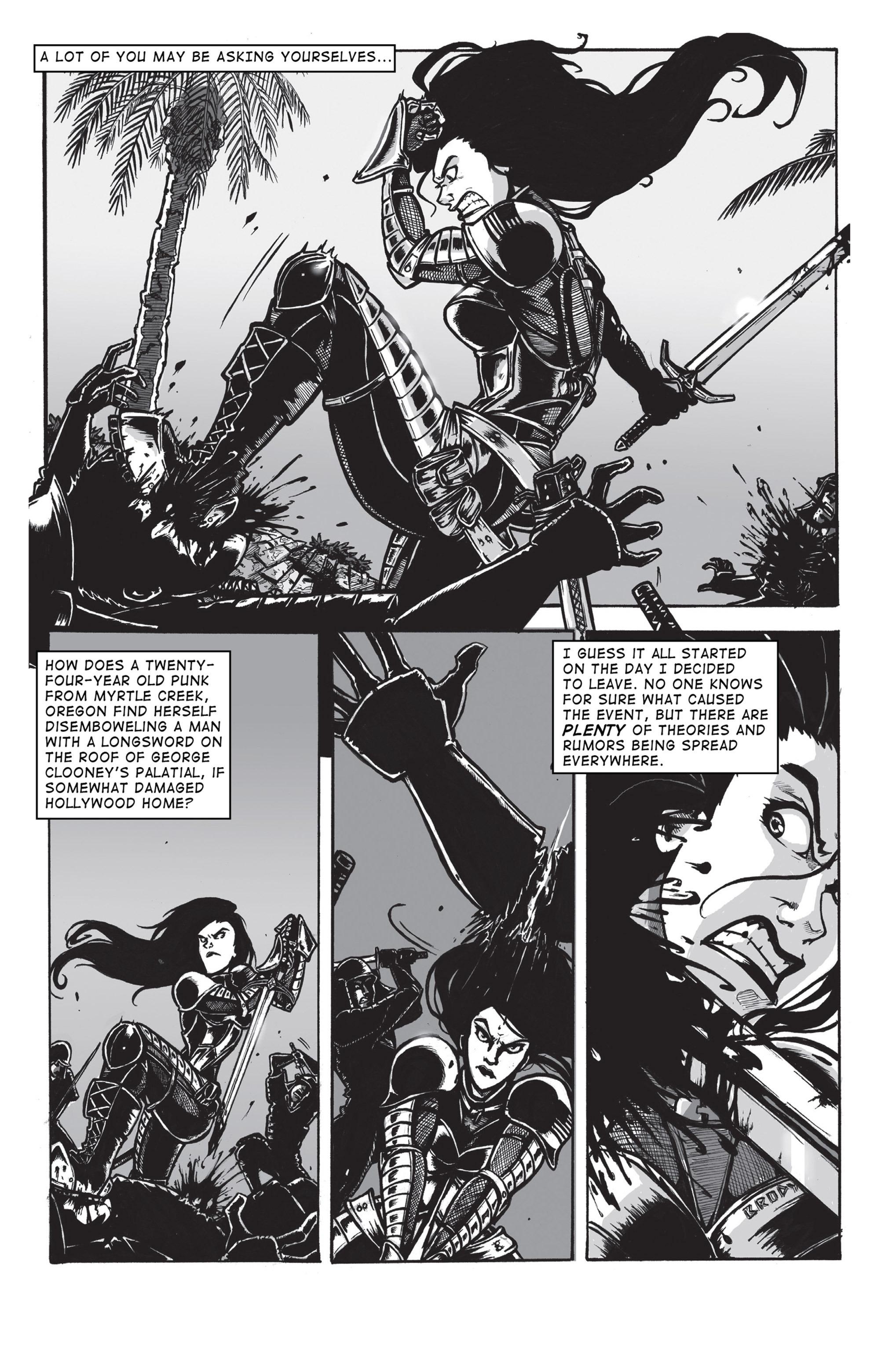 Read online American Dark Age comic -  Issue #1 - 3