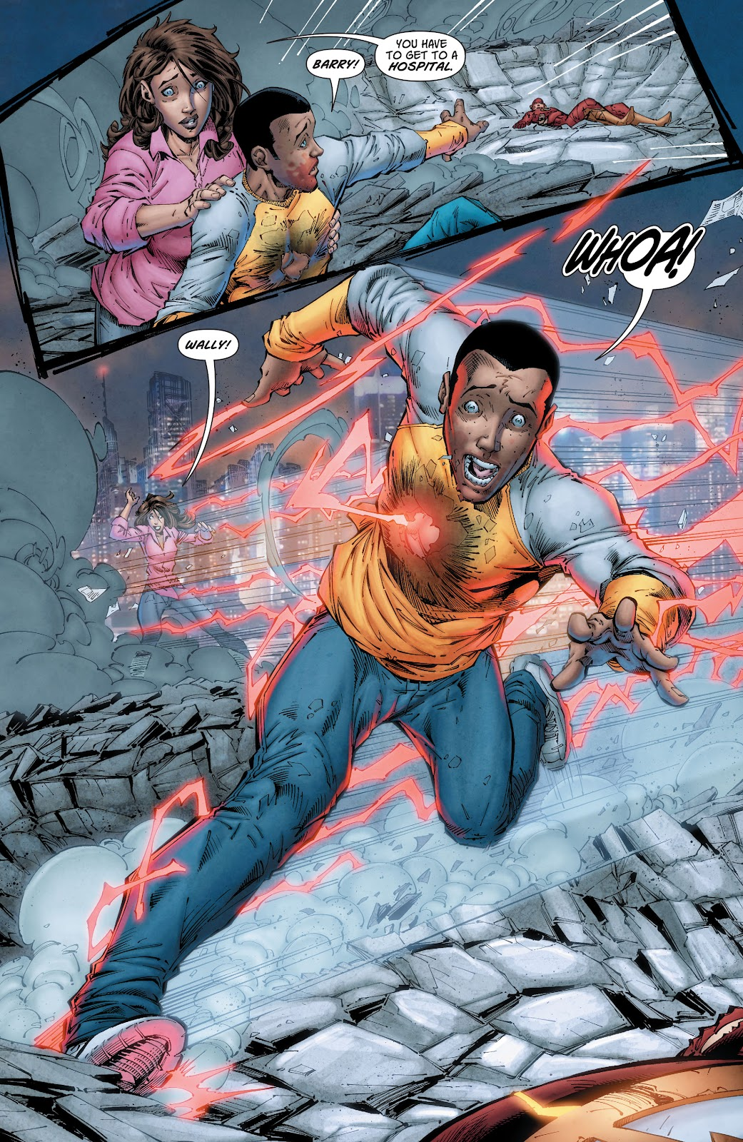 Read online The Flash (2011) comic -  Issue # _TPB 6 (Part 2) - 55