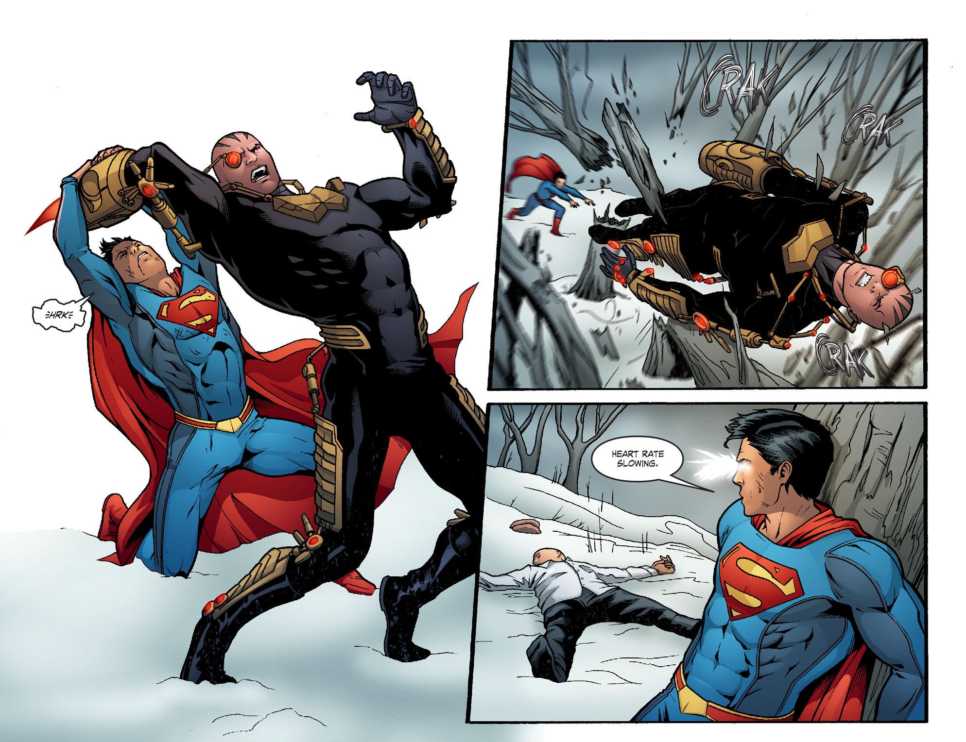 Read online Smallville: Alien comic -  Issue #10 - 15