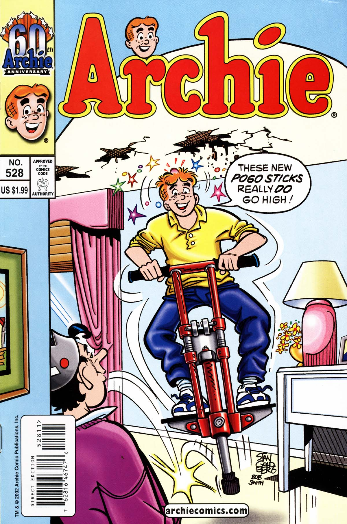 Read online Archie (1960) comic -  Issue #528 - 1