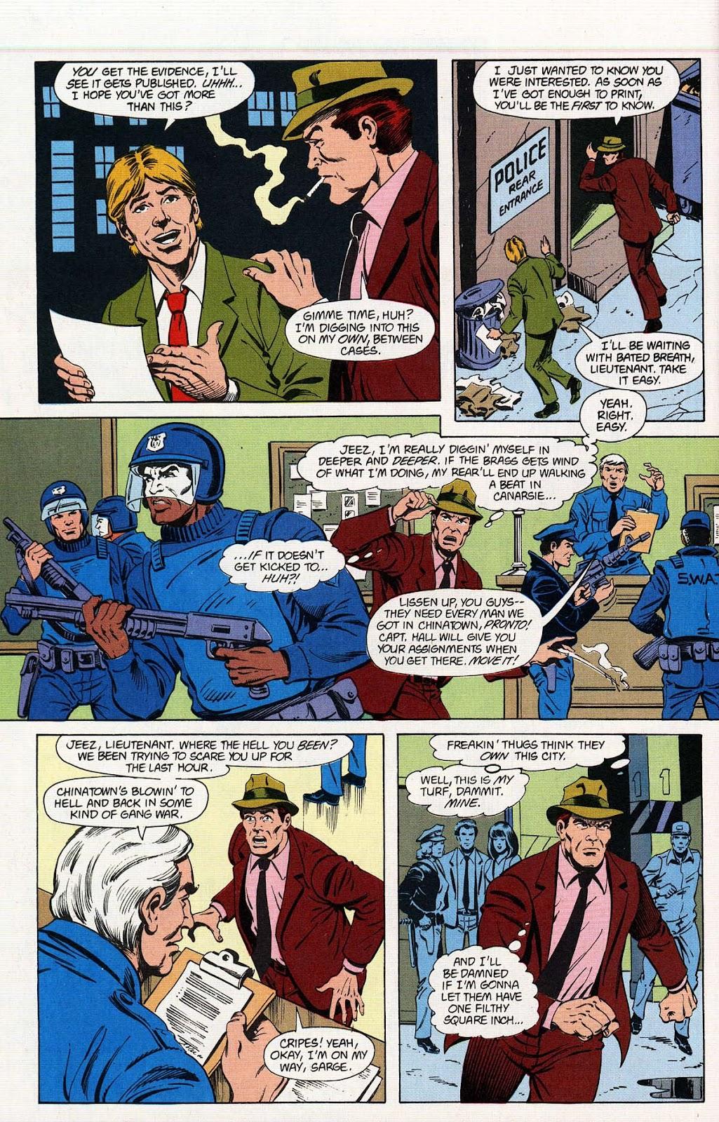 Vigilante (1983) issue 31 - Page 24