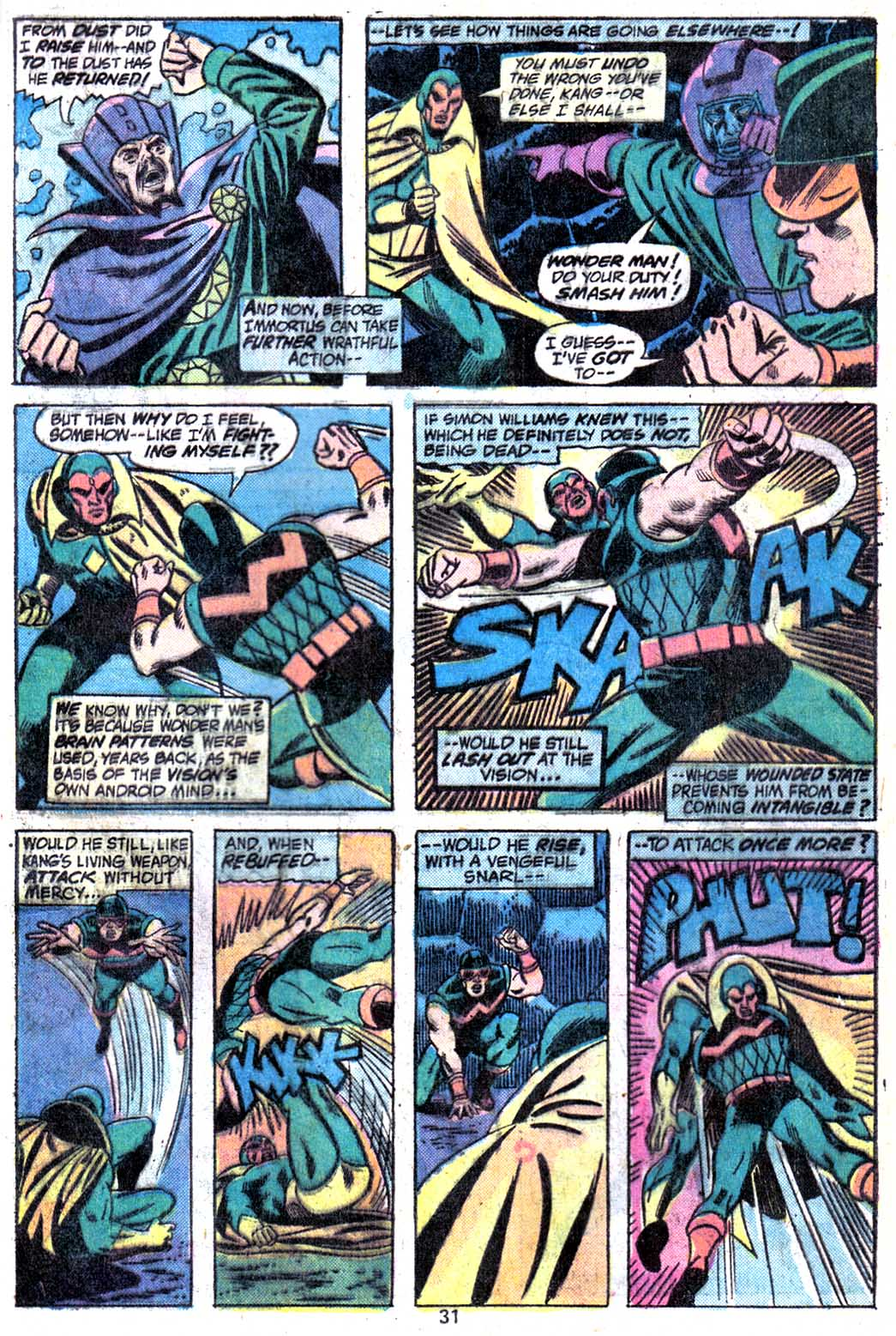 Giant-Size Avengers (1974) issue 3 - Page 33