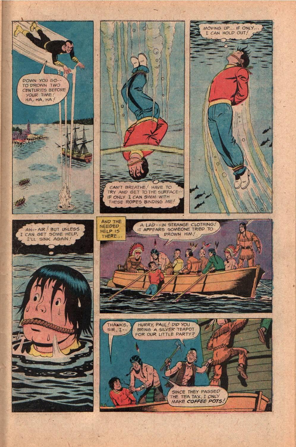 Read online Shazam! (1973) comic -  Issue #28 - 27