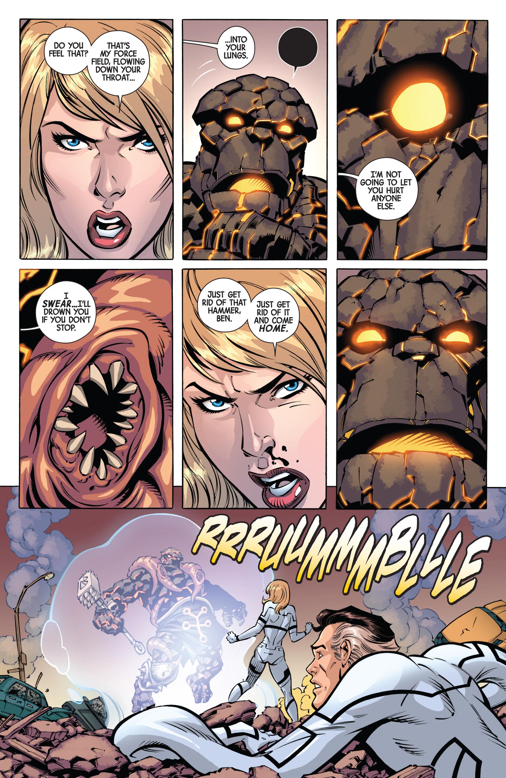 Read online Fear Itself: FF comic -  Issue # Full - 13