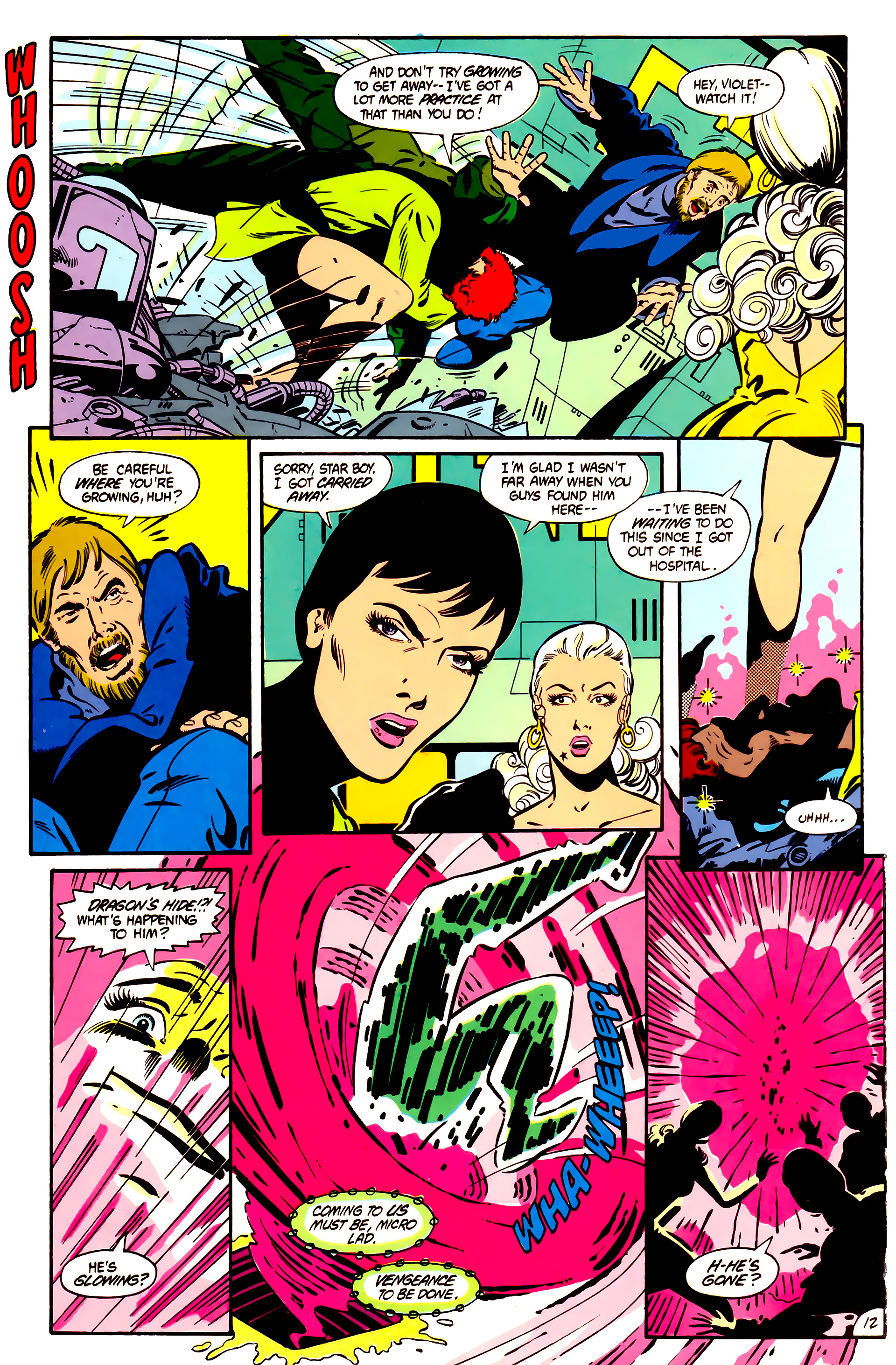 Legion of Super-Heroes (1984) 1 Page 13