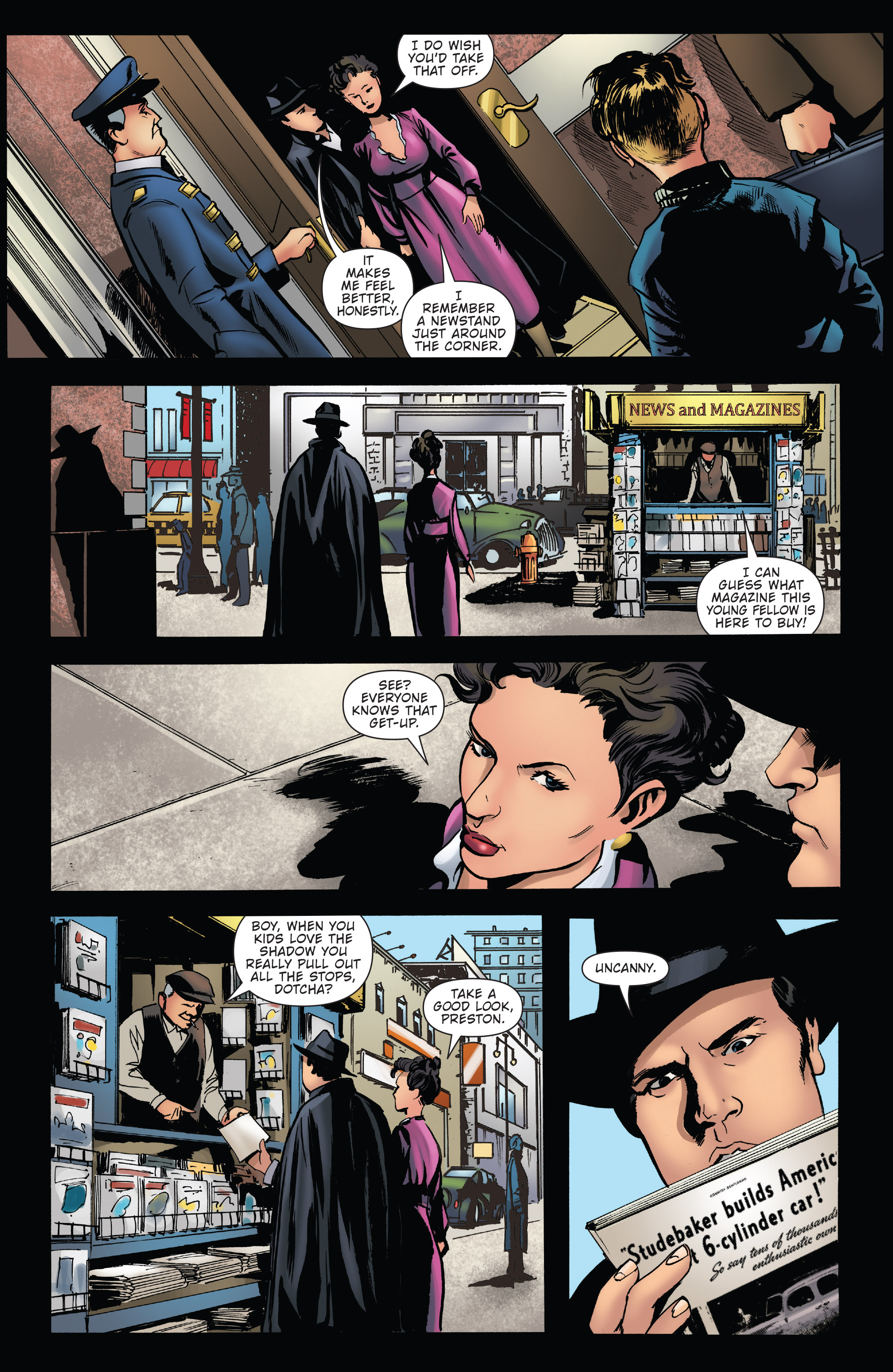 Read online Twilight Zone The Shadow comic -  Issue #2 - 12