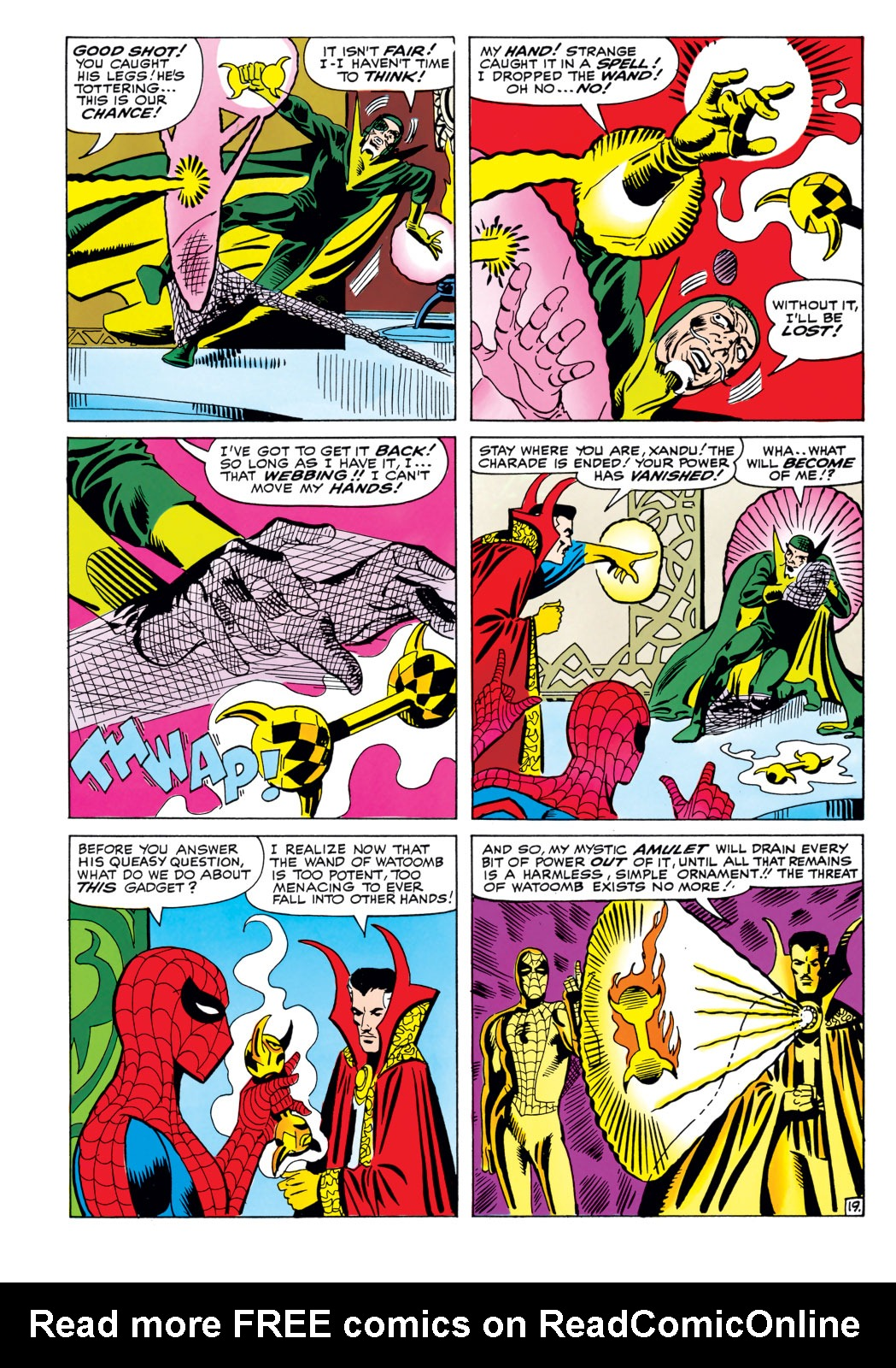 The Amazing Spider-Man (1963) _Annual_2 Page 19