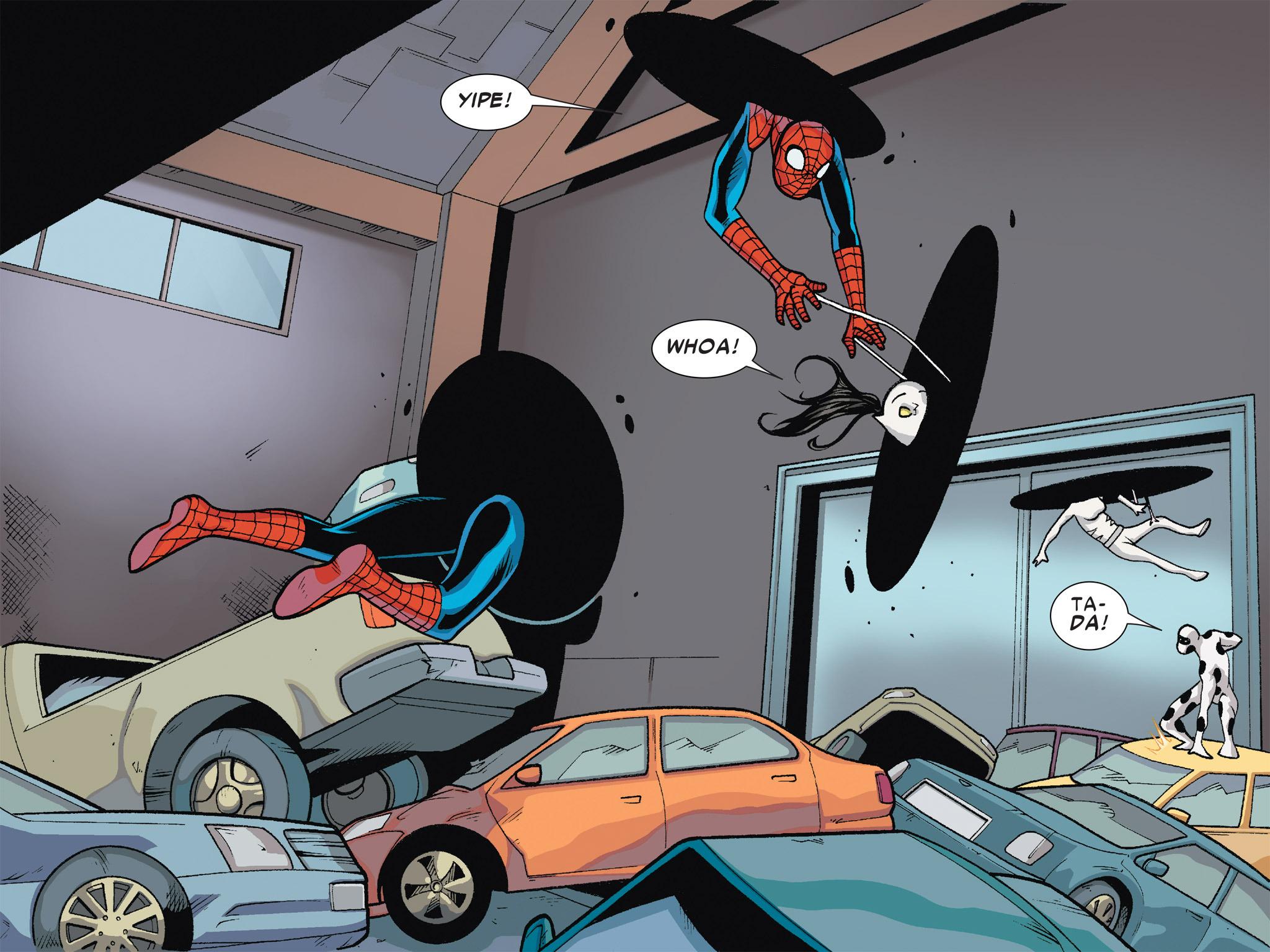 Read online Ultimate Spider-Man (Infinite Comics) (2016) comic -  Issue #6 - 25