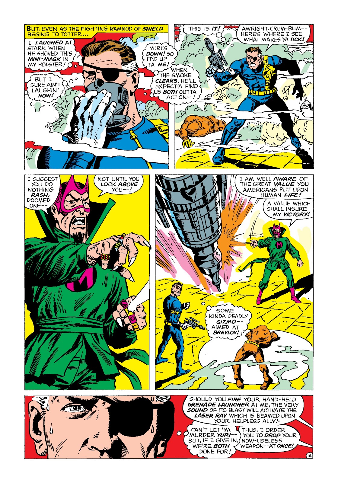 Read online Marvel Masterworks: The Incredible Hulk comic -  Issue # TPB 4 (Part 2) - 28