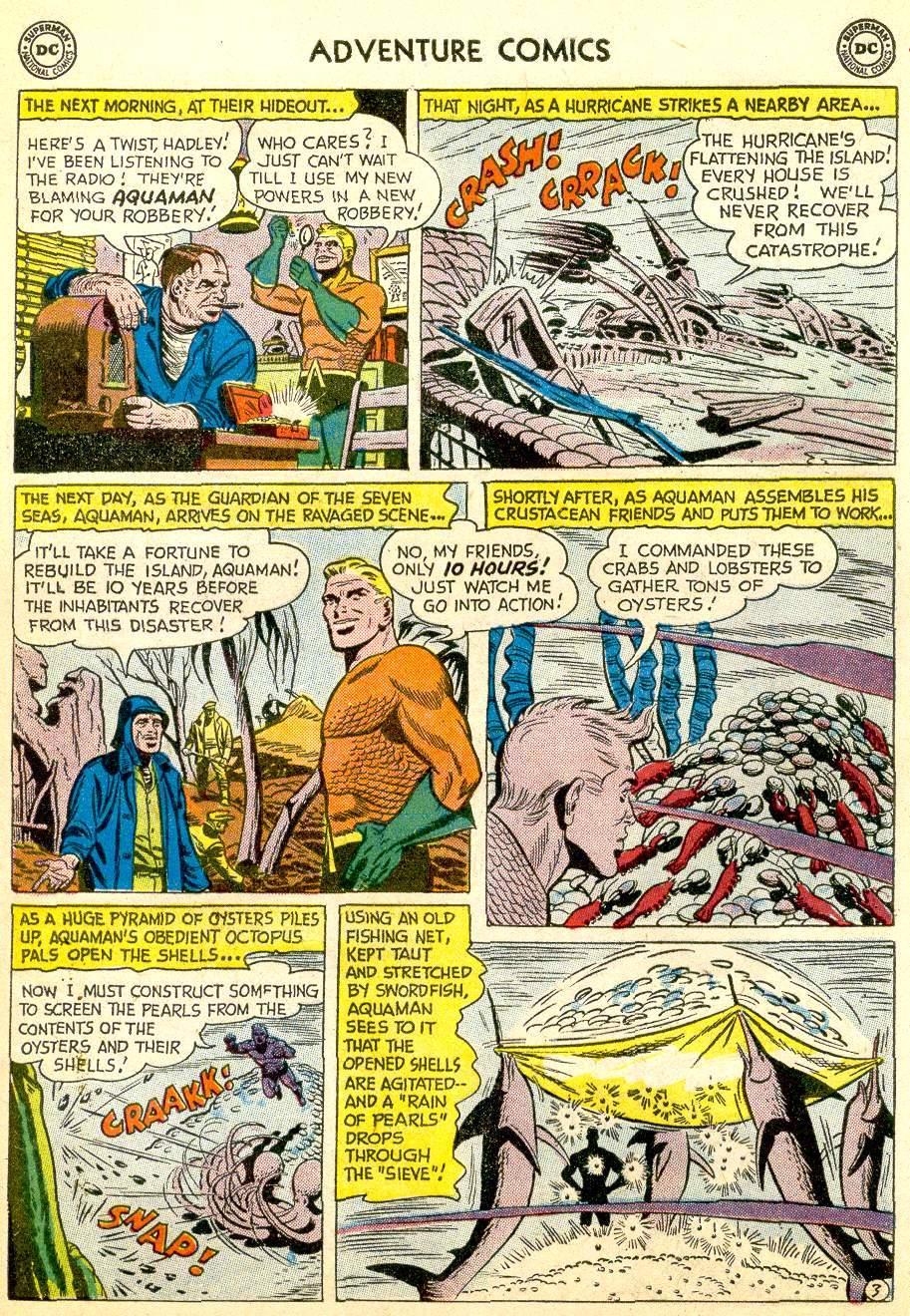 Read online Adventure Comics (1938) comic -  Issue #257 - 29