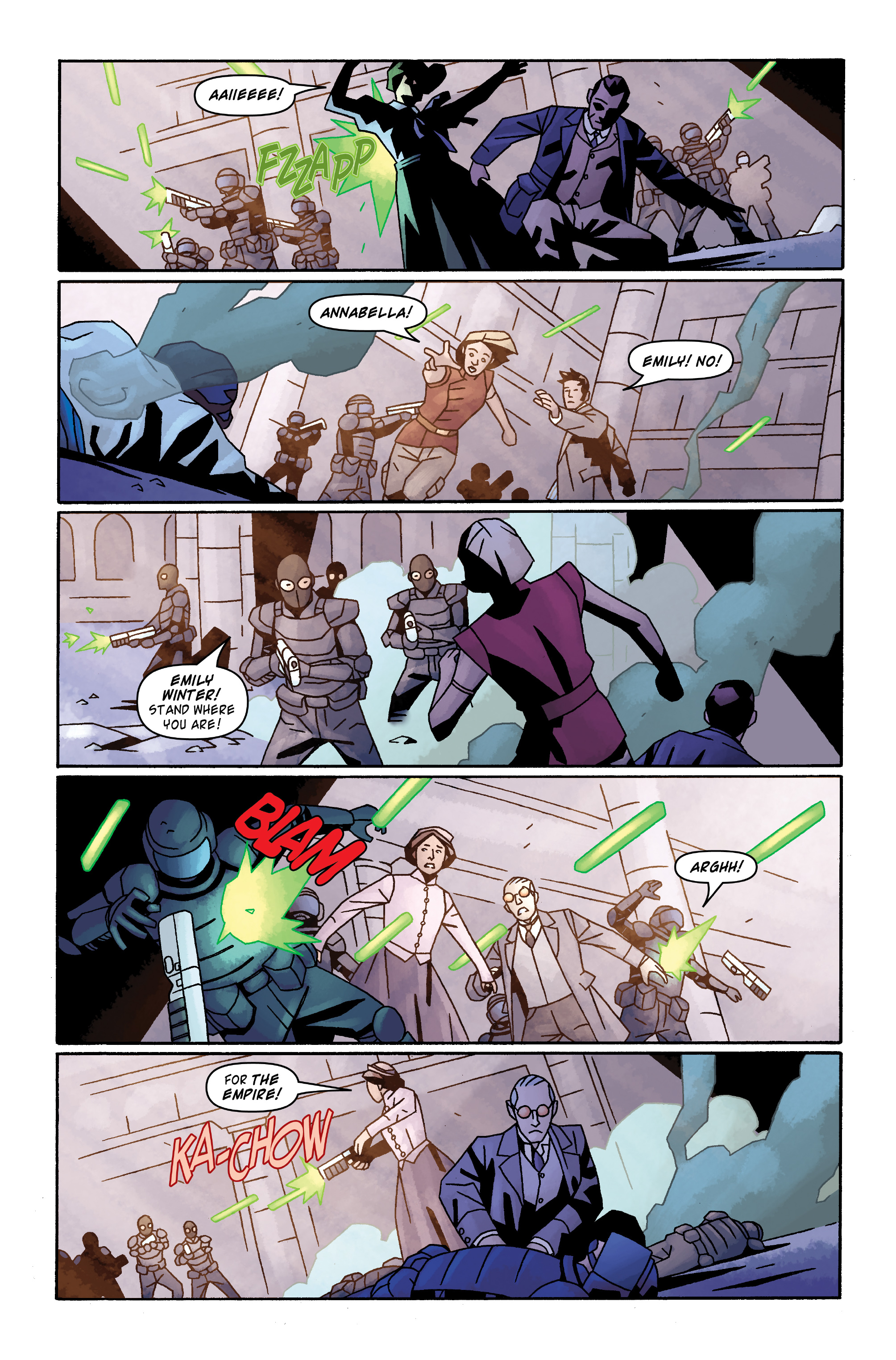 Read online Doctor Who: The Tenth Doctor Archives comic -  Issue #31 - 18