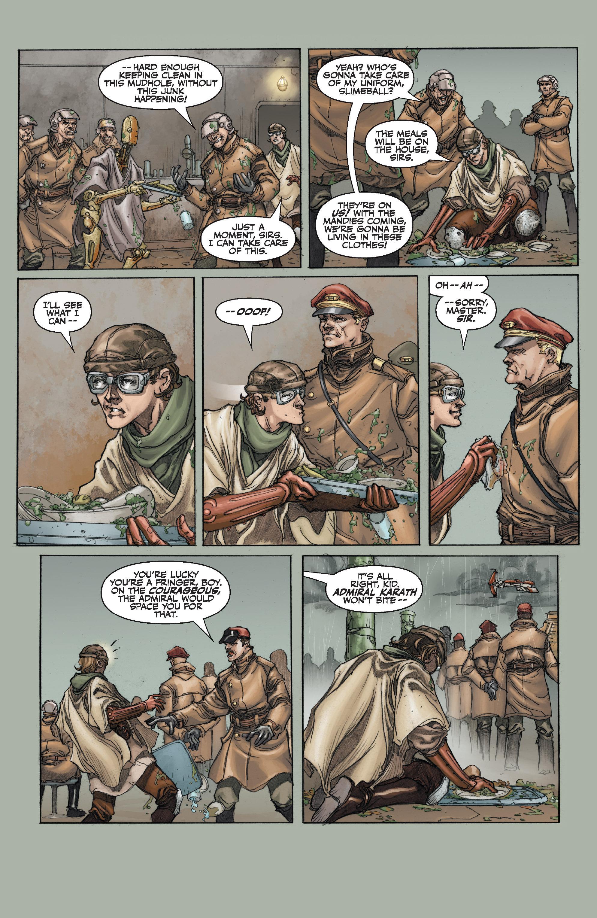 Read online Star Wars Omnibus comic -  Issue # Vol. 29 - 307