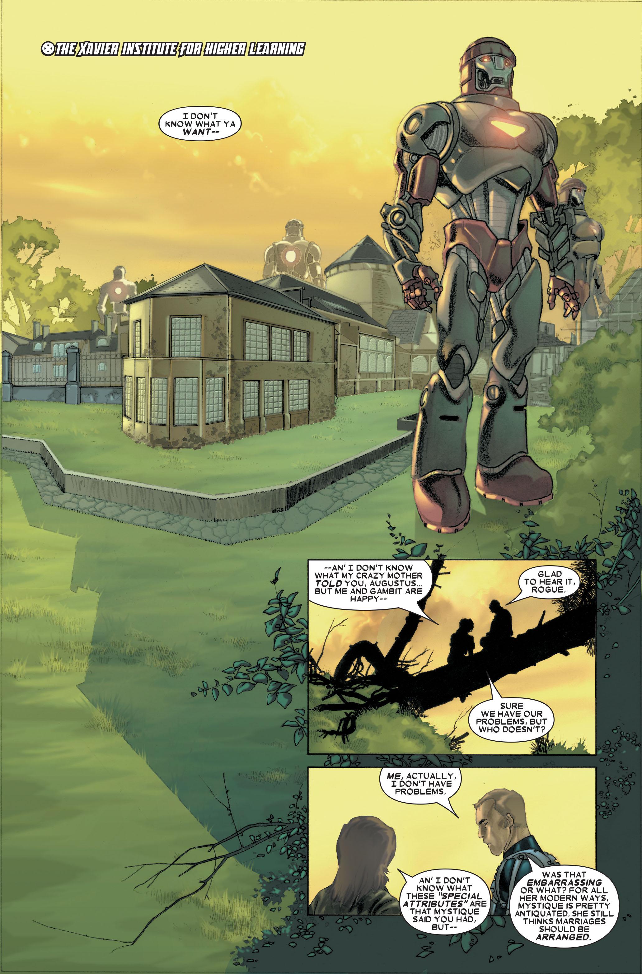X-Men (1991) 182 Page 15