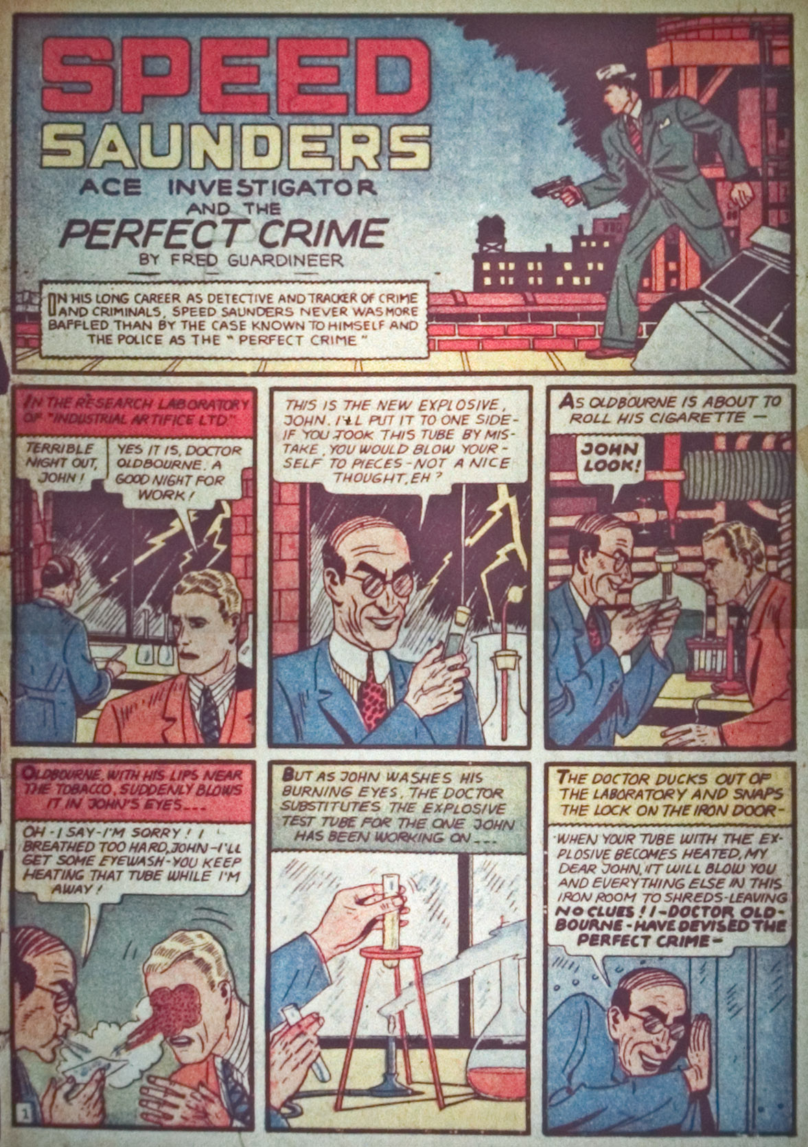 Detective Comics (1937) 29 Page 35