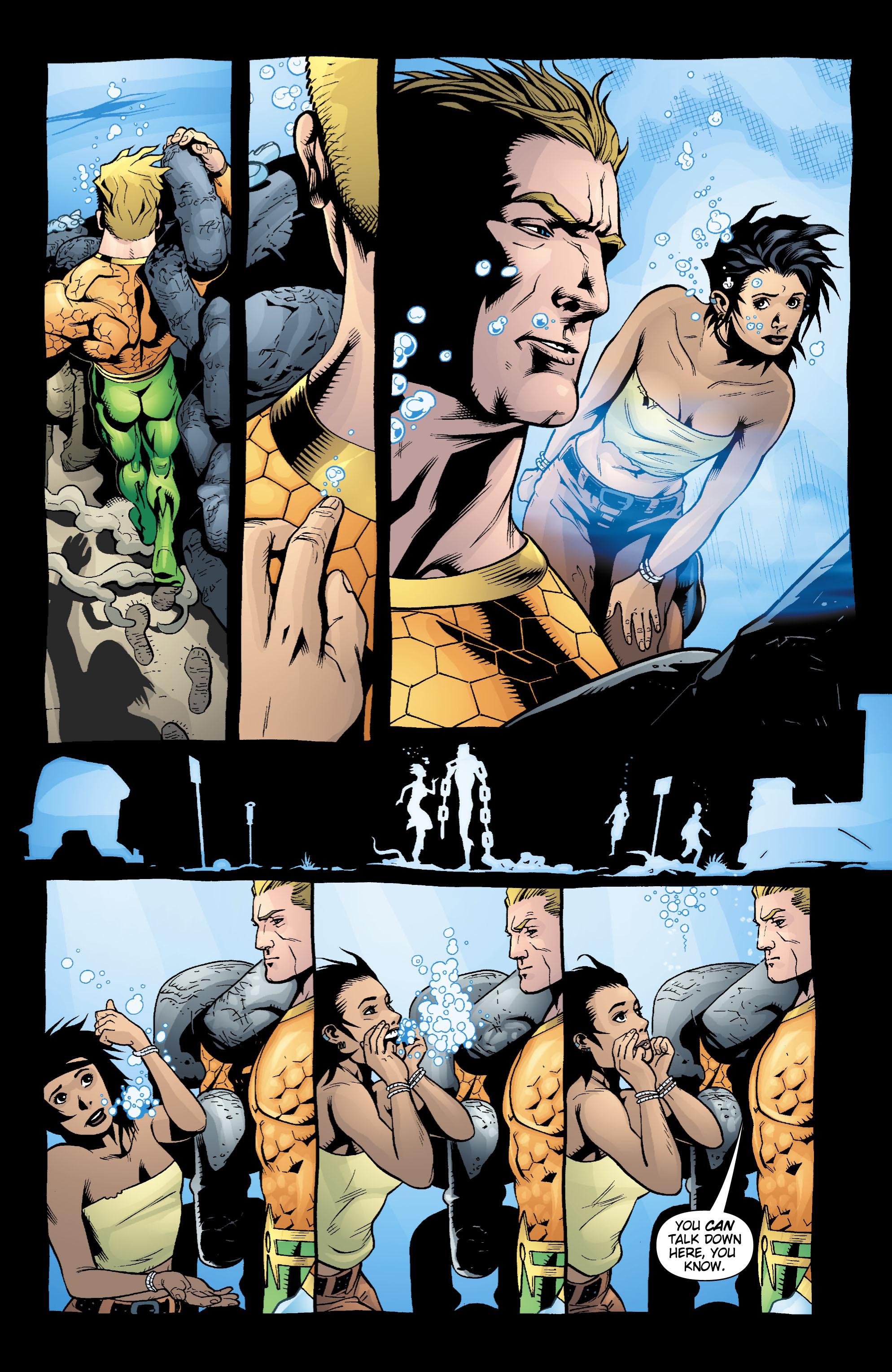 Read online Aquaman (2003) comic -  Issue #17 - 15
