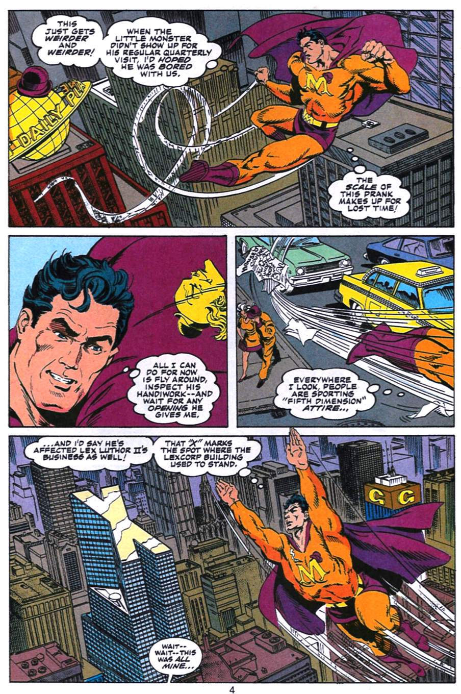 Read online Adventures of Superman (1987) comic -  Issue #496 - 5